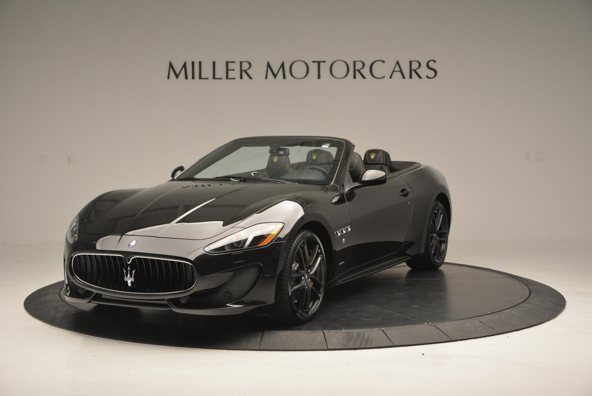 New 2017 Maserati GranTurismo Convertible Sport | Greenwich, CT