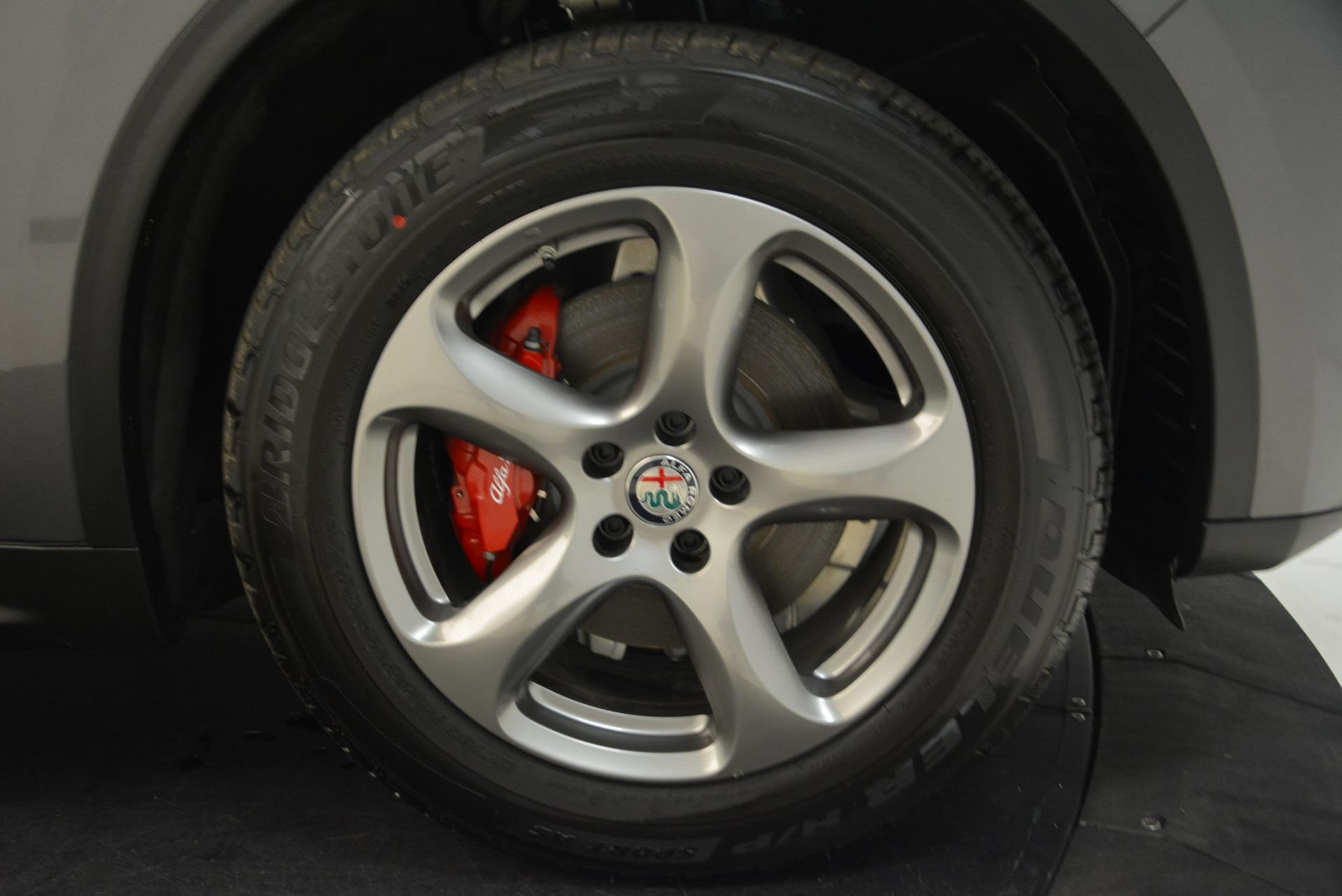 New 2018 Alfa Romeo Stelvio Q4   Greenwich, CT