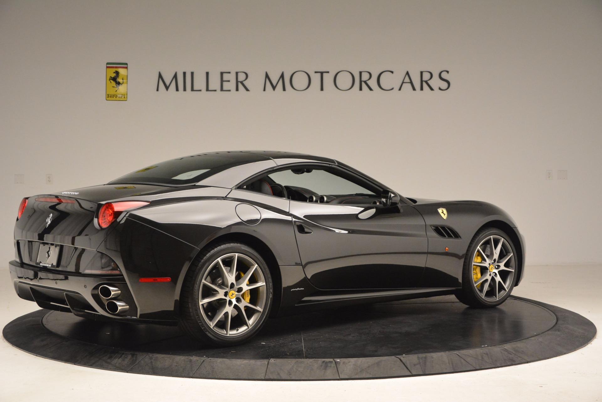 Used 2013 Ferrari California    Greenwich, CT