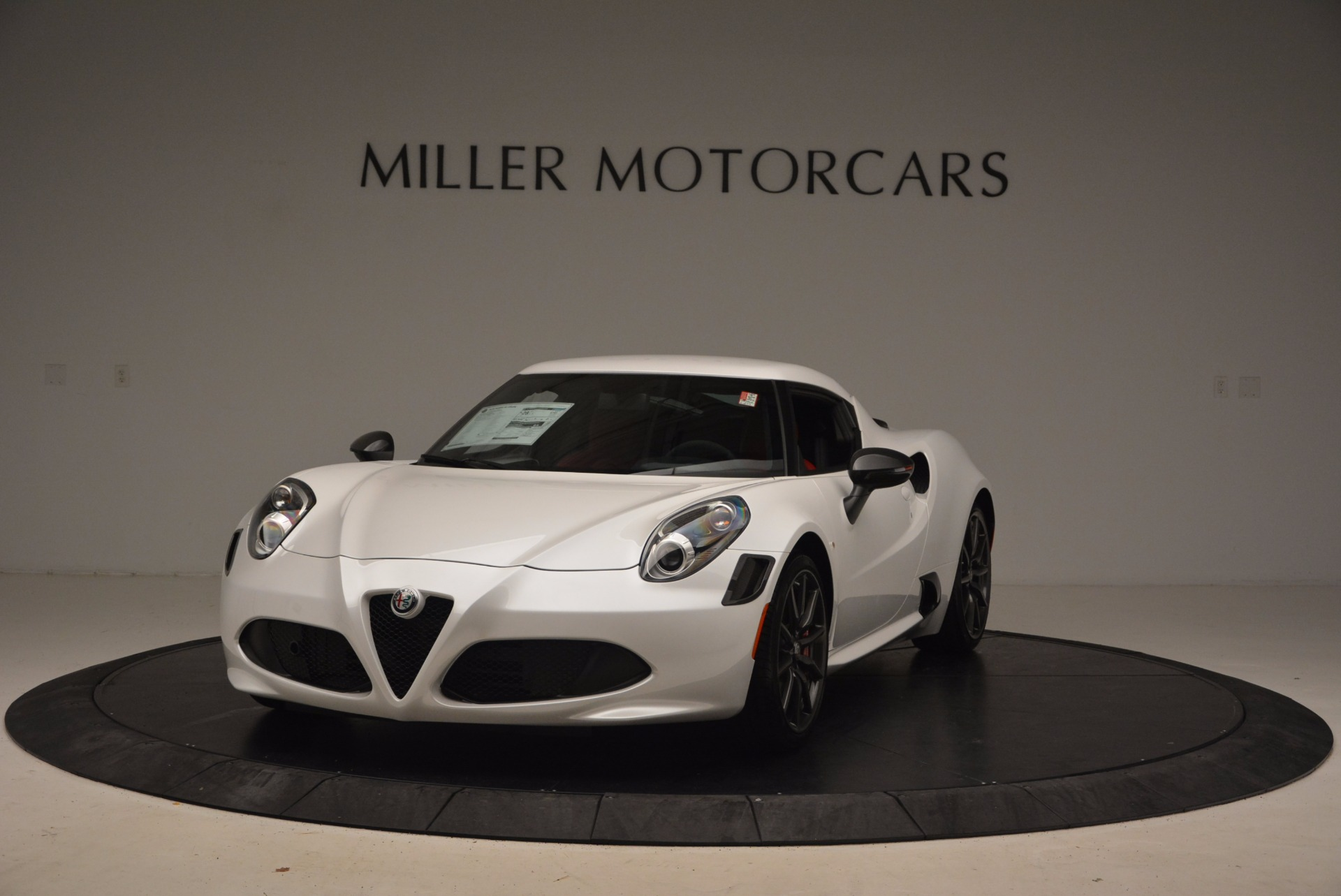 new 2018 alfa romeo 4c coupe greenwich ct. Black Bedroom Furniture Sets. Home Design Ideas