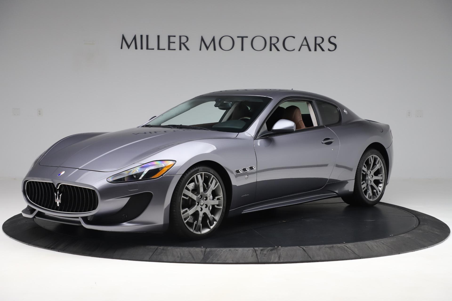 New 2016 Maserati GranTurismo Sport- TEST DRIVE SPECIAL | Greenwich, CT
