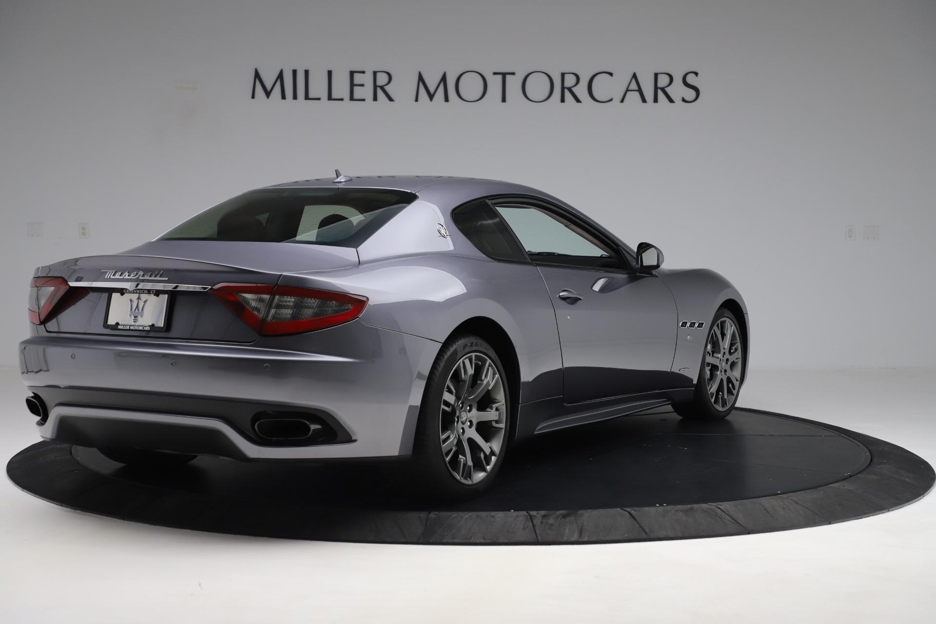 New 2016 Maserati GranTurismo Sport  TEST DRIVE SPECIAL | Greenwich, CT
