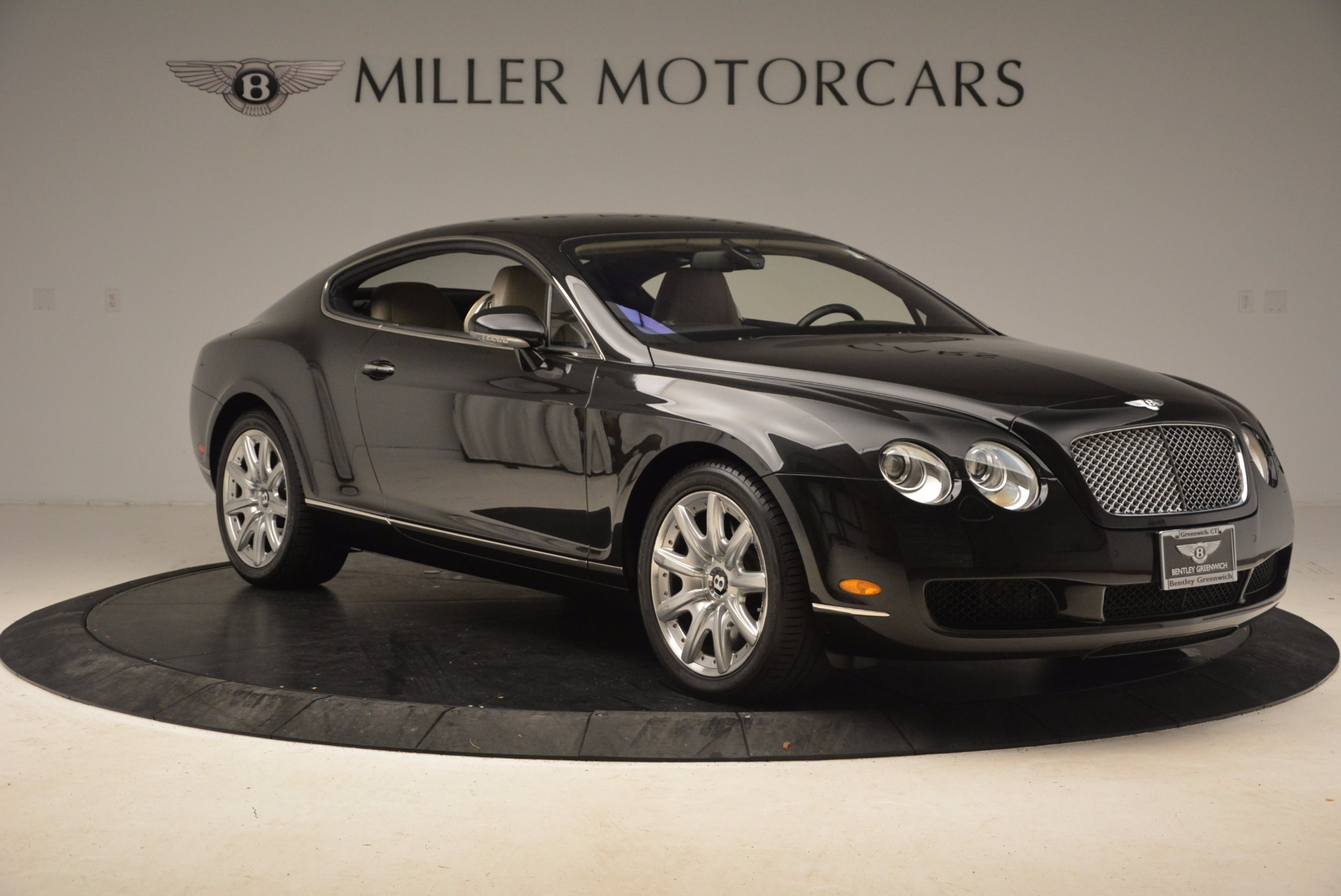 Used 2005 Bentley Continental Gt W12 Greenwich Ct