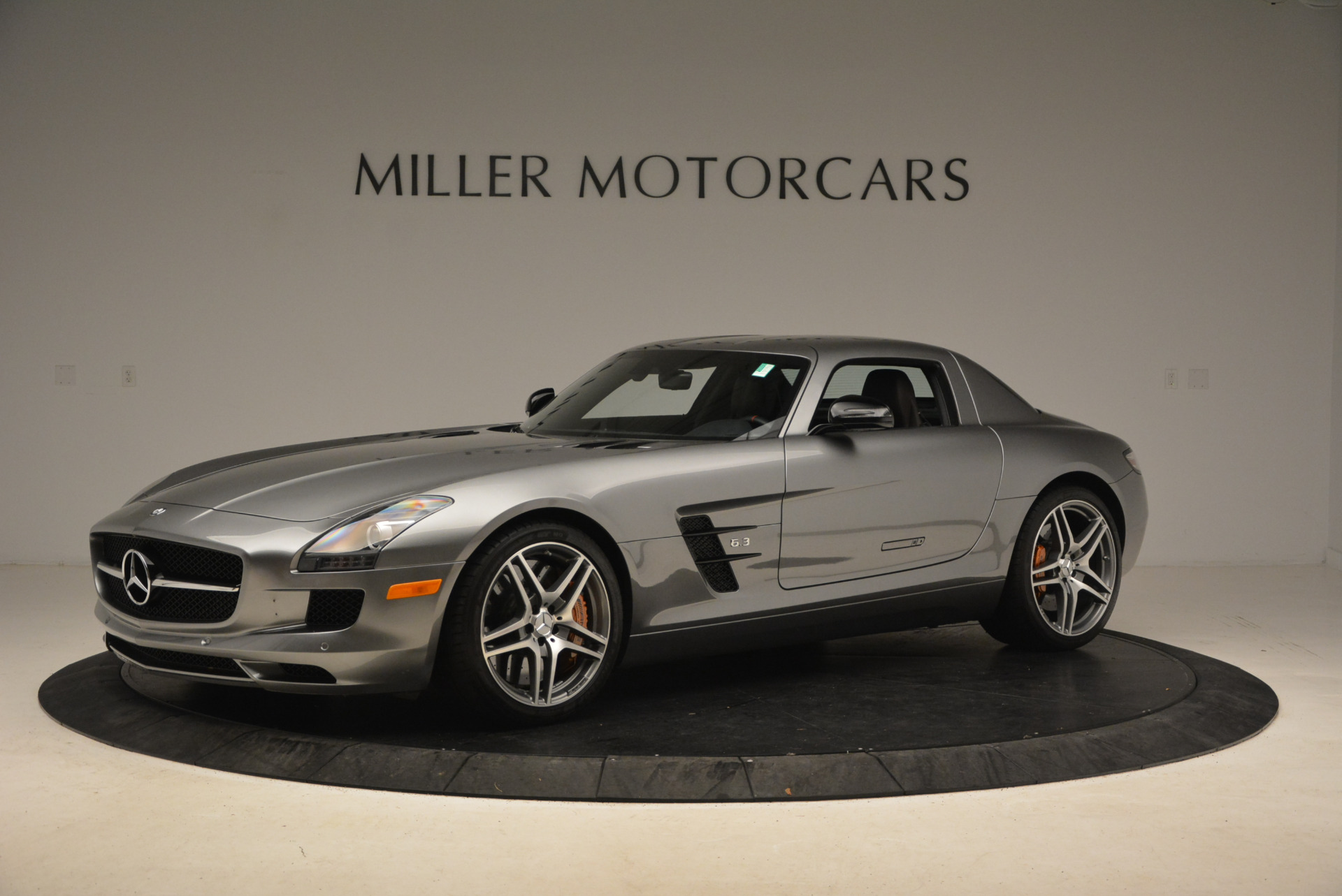 Used 2014 mercedes benz sls amg gt greenwich ct for Mercedes benz greenwich ct
