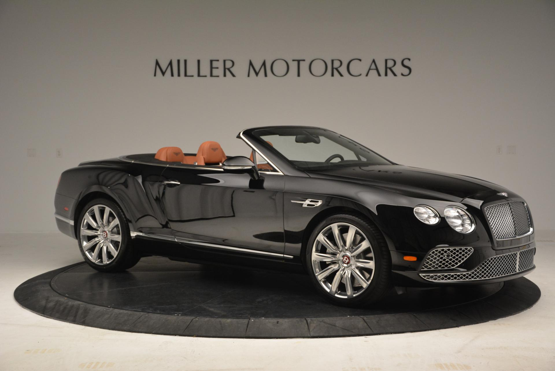 Used 2016 Bentley Continental GT V8 Convertible  | Greenwich, CT