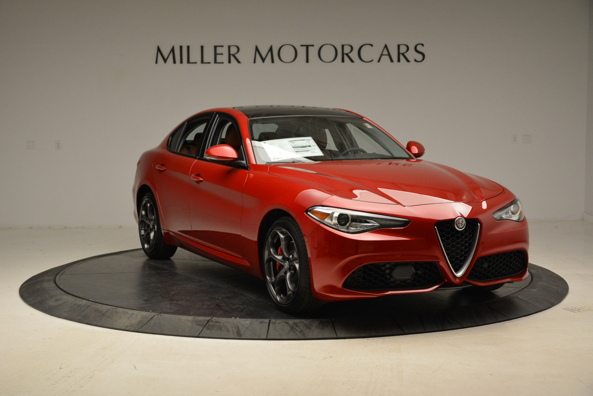 new 2018 alfa romeo giulia ti sport q4 greenwich ct. Black Bedroom Furniture Sets. Home Design Ideas