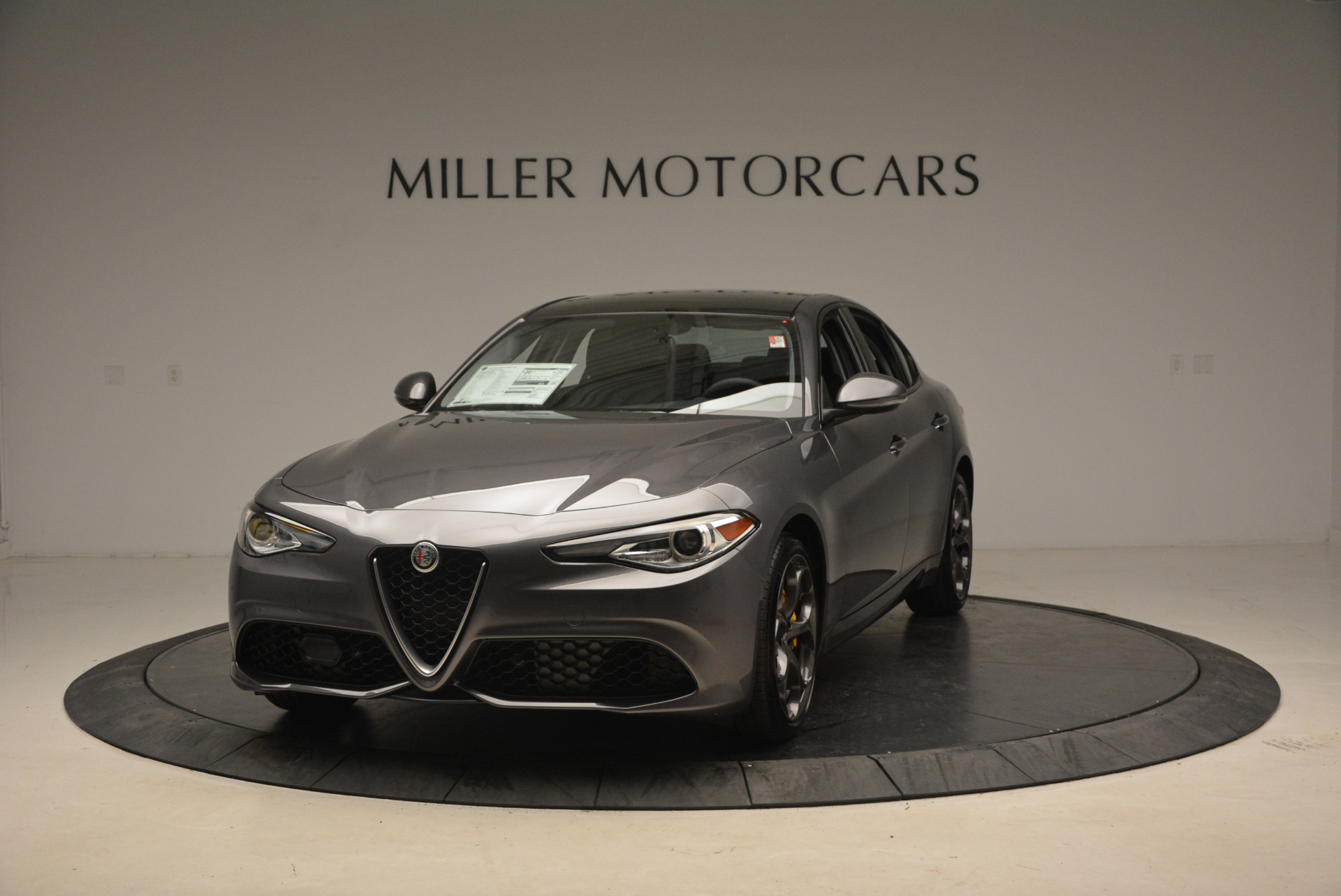 Alfa Romeo Giulia Ti Sport Q Stock L For Sale Near - New alfa romeo for sale