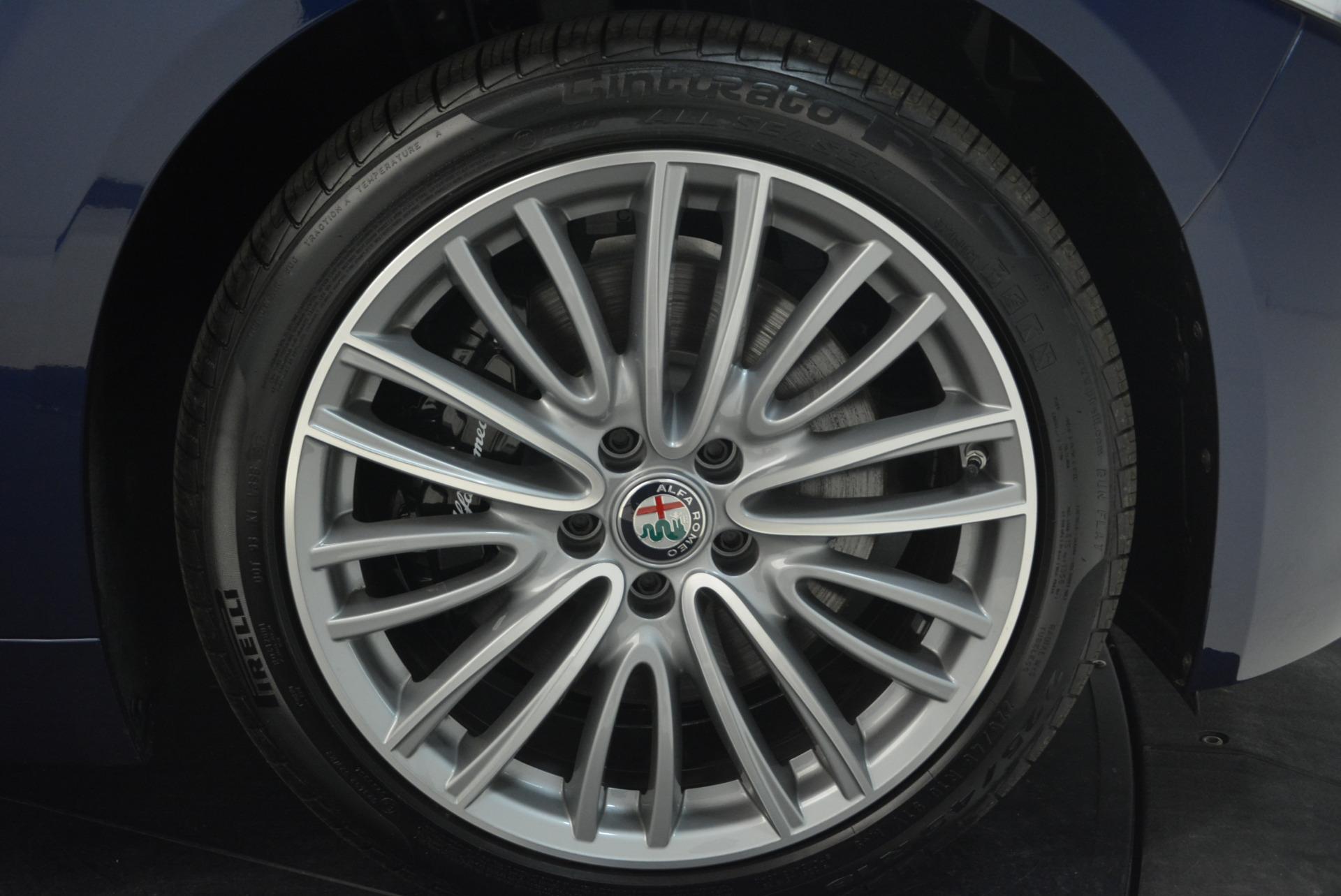 New 2018 Alfa Romeo Giulia Ti Lusso Q4   Greenwich, CT