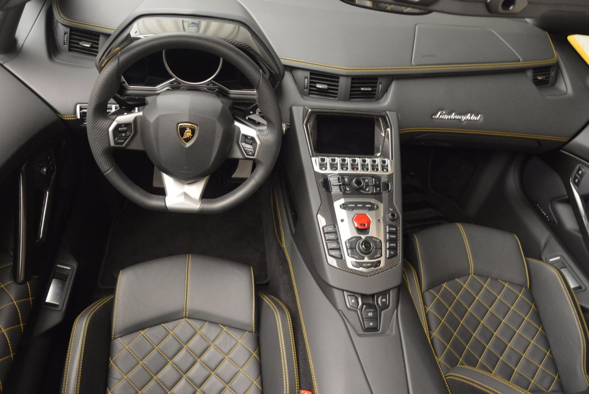 Used 2015 Lamborghini Aventador LP 700-4 Roadster | Greenwich, CT