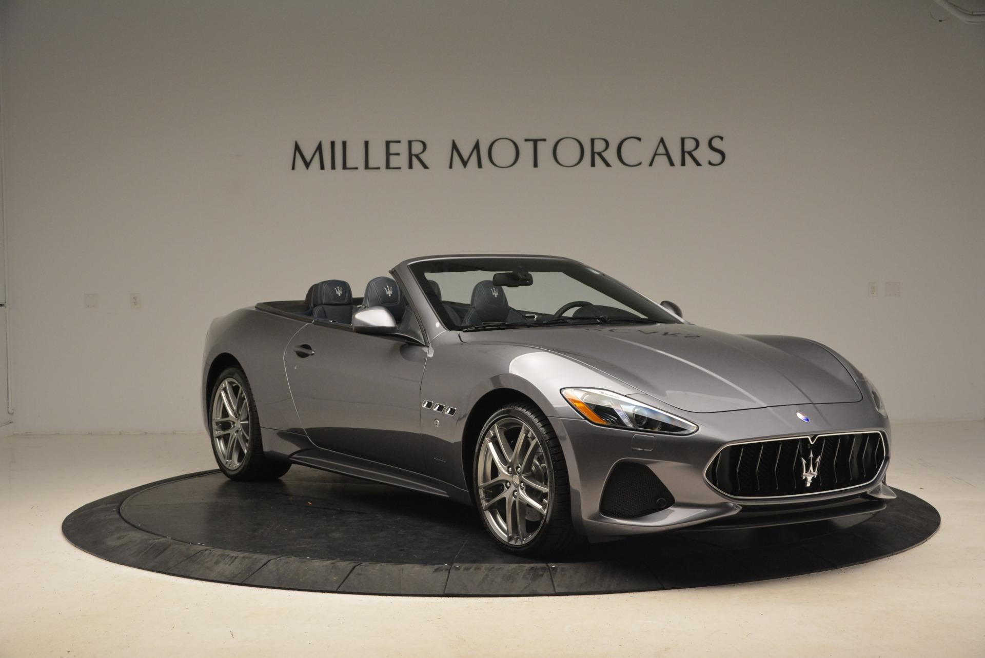 Lease Specials New 2018 Maserati Granturismo Greenwich