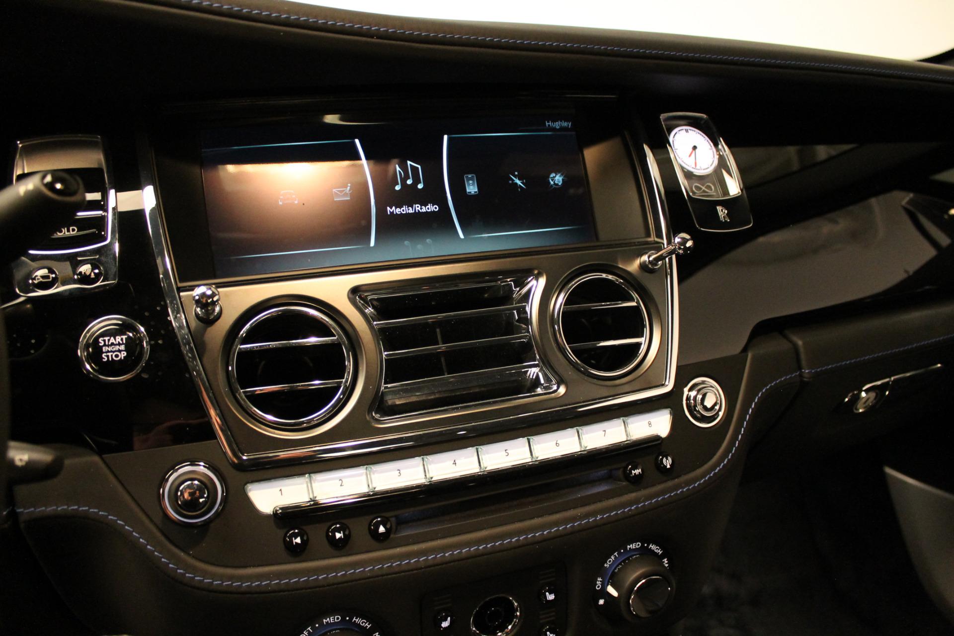 New 2018 Rolls-Royce Wraith Black Badge   Greenwich, CT