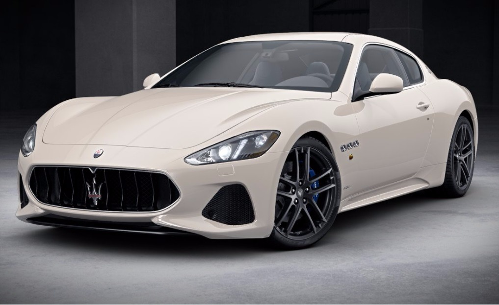 New 2018 Maserati GranTurismo Sport Coupe | Greenwich, CT