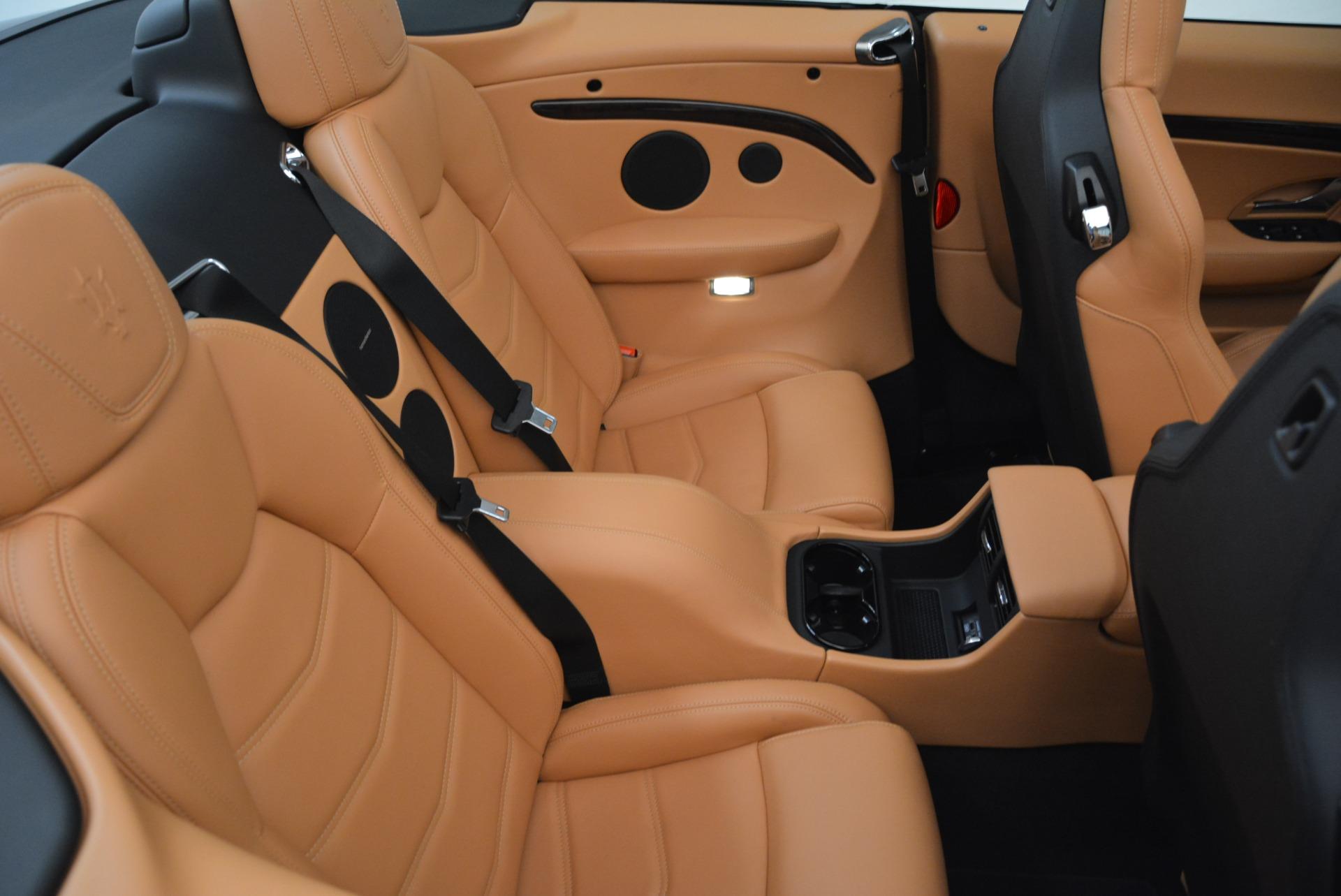Used 2018 Maserati GranTurismo Sport Convertible | Greenwich, CT
