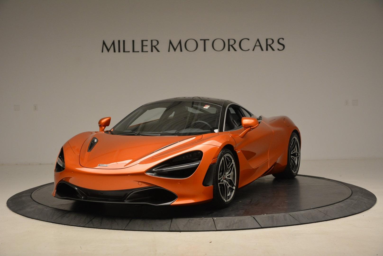 2018 McLaren 720S Stock # MC308 for sale near Greenwich, CT | CT ...