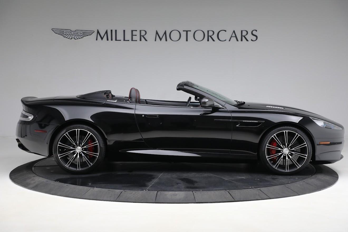 Used 2015 Aston Martin DB9 Carbon Edition Volante | Greenwich, CT