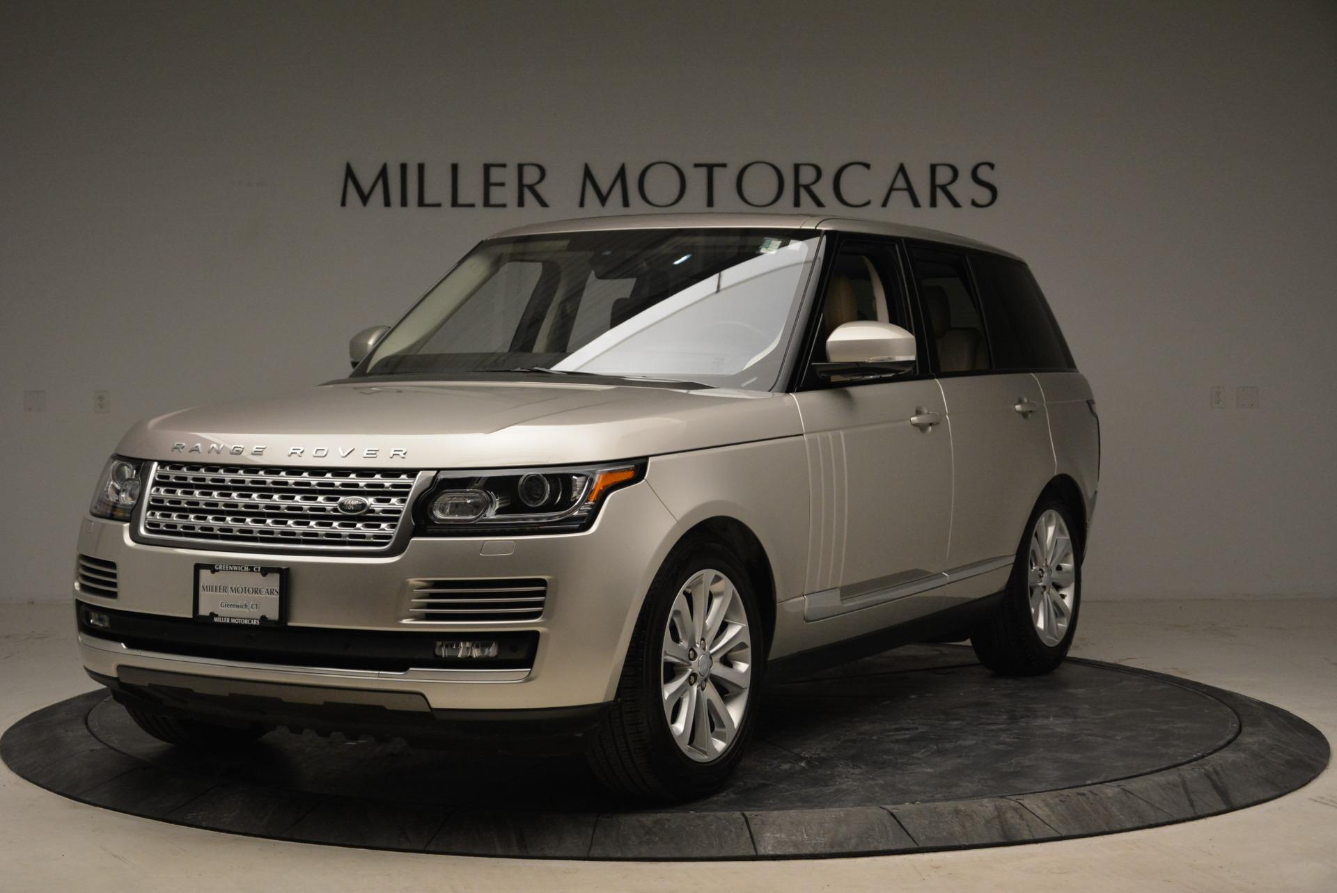 Used 2016 Land Rover Range Rover Hse Greenwich Ct
