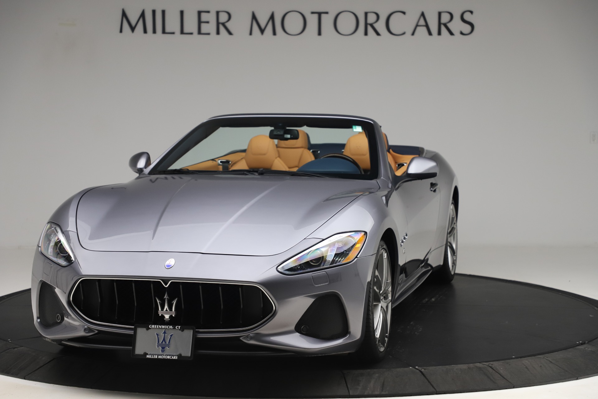 new 2018 maserati granturismo sport convertible greenwich ct. Black Bedroom Furniture Sets. Home Design Ideas