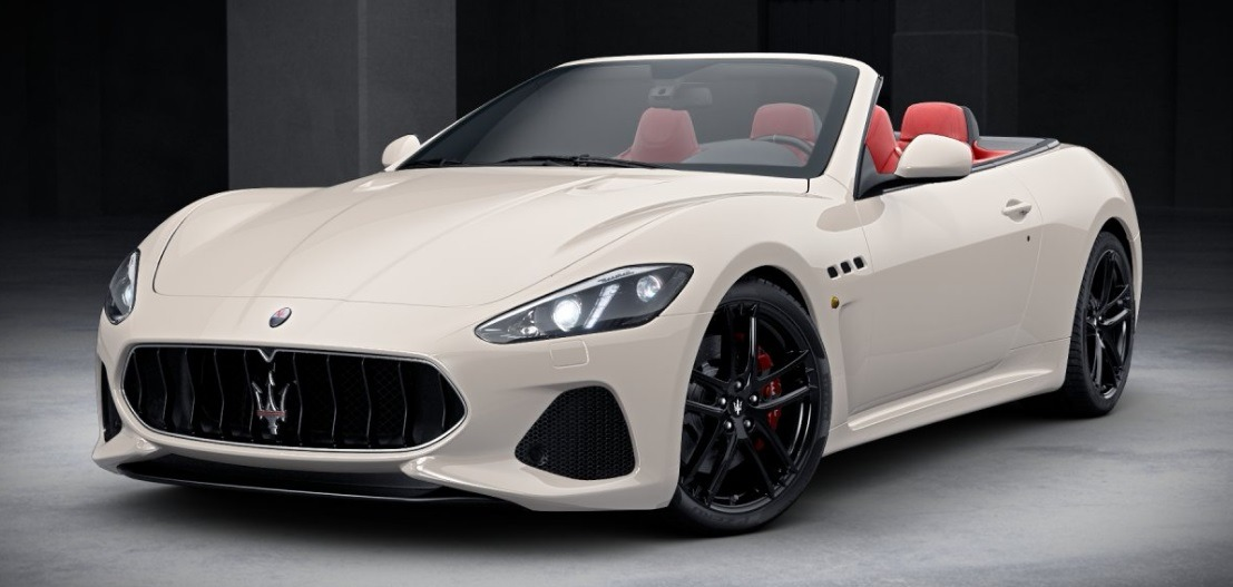 new 2018 maserati granturismo sport convertible. Black Bedroom Furniture Sets. Home Design Ideas