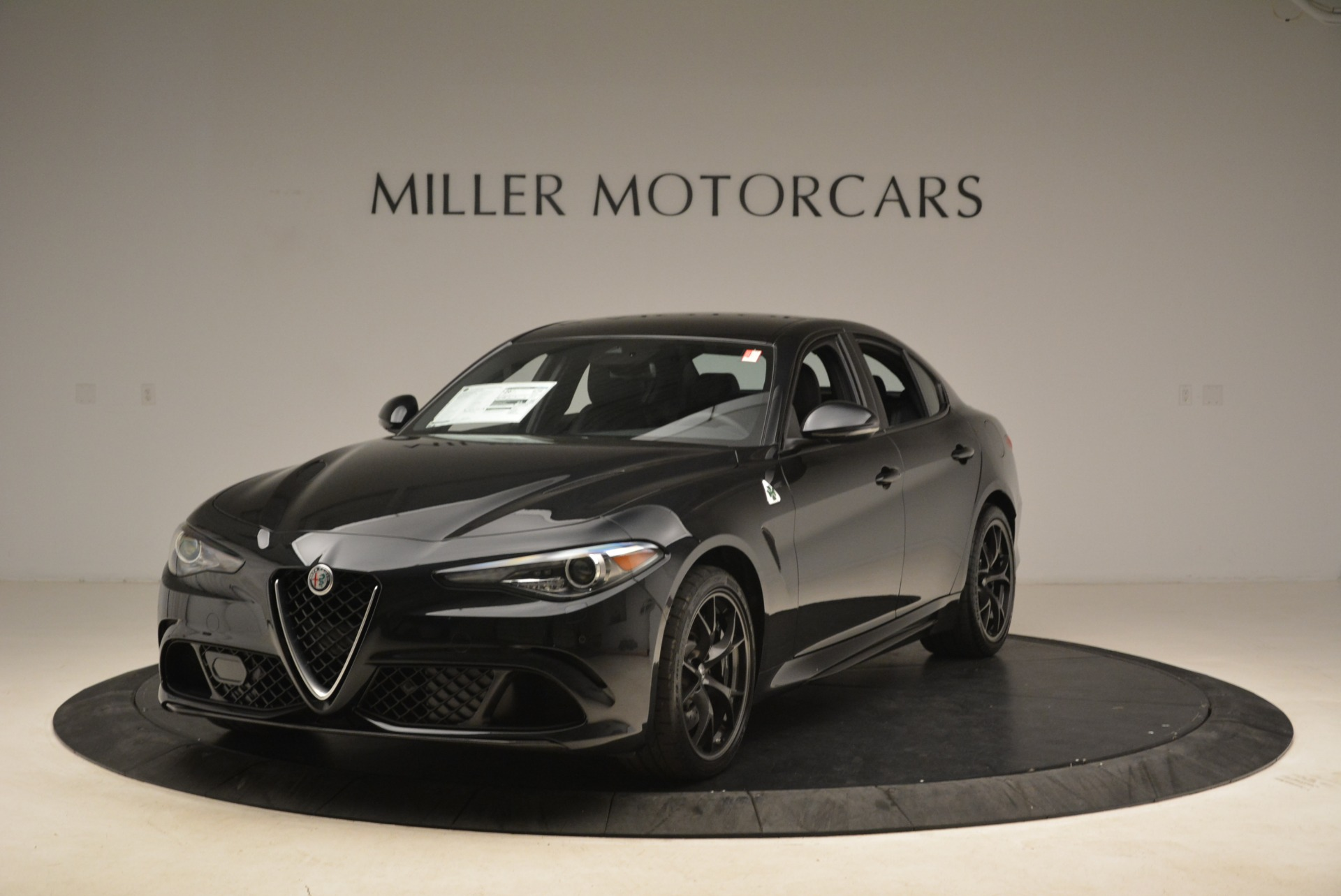 2018 alfa romeo giulia quadrifoglio stock # l348 for sale near