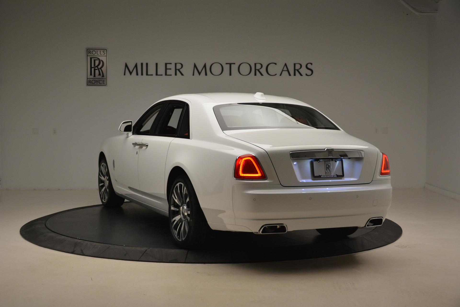 New 2018 Rolls-Royce Ghost    Greenwich, CT