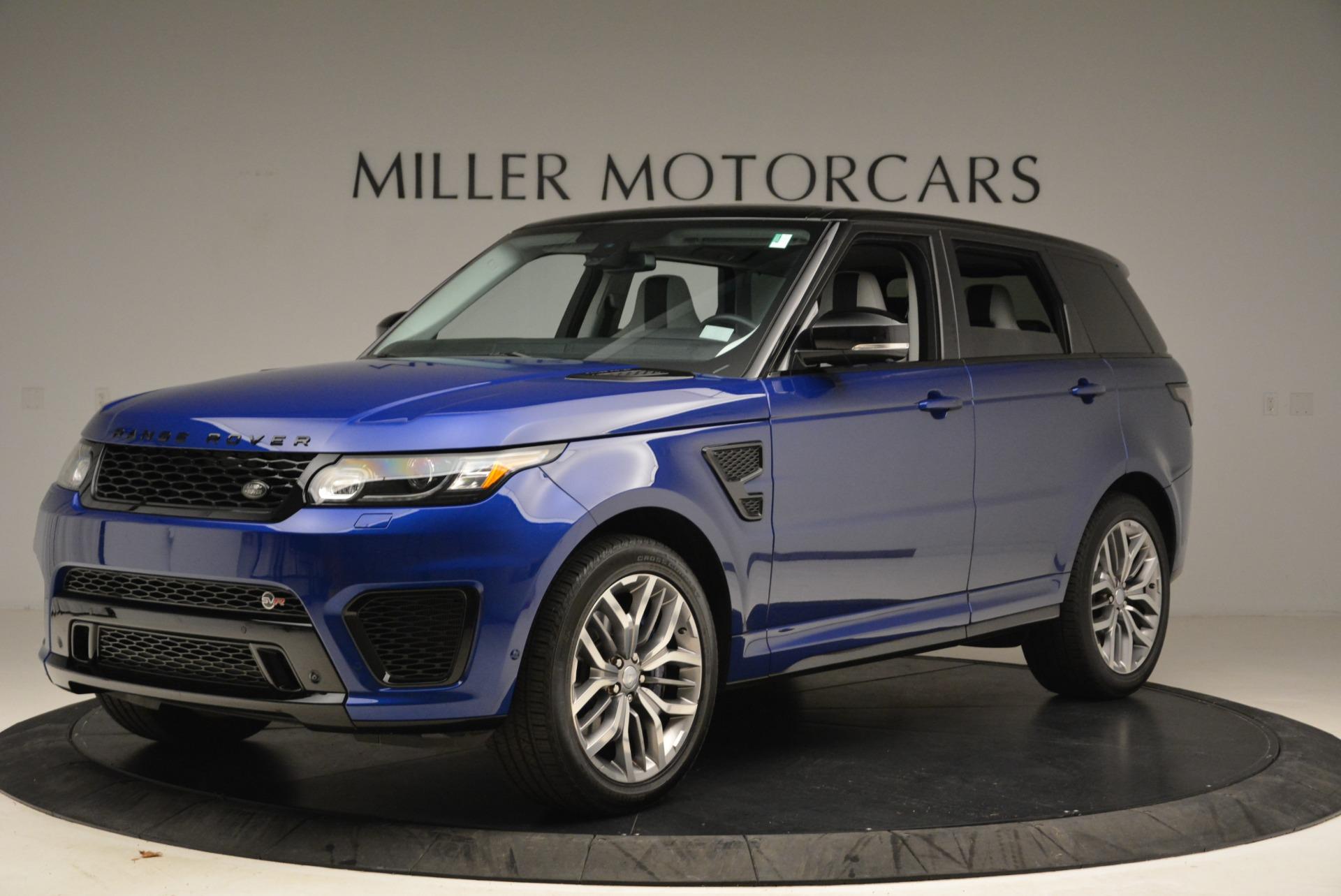 2015 Land Rover Range Rover Sport SVR Stock # 7322 for sale near ...