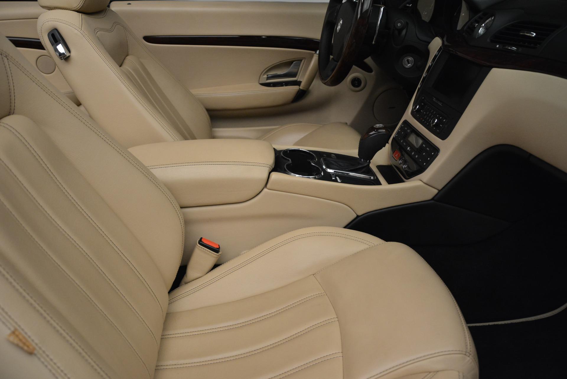 Used 2013 Maserati GranTurismo Convertible  | Greenwich, CT