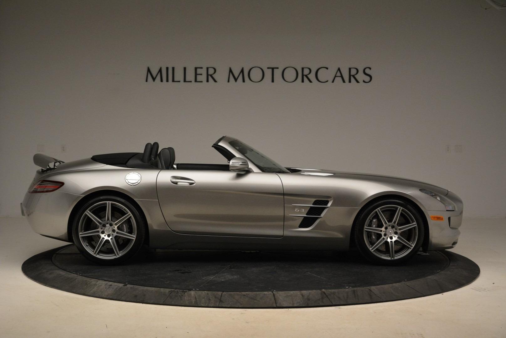 Used 2012 Mercedes-Benz SLS AMG  | Greenwich, CT