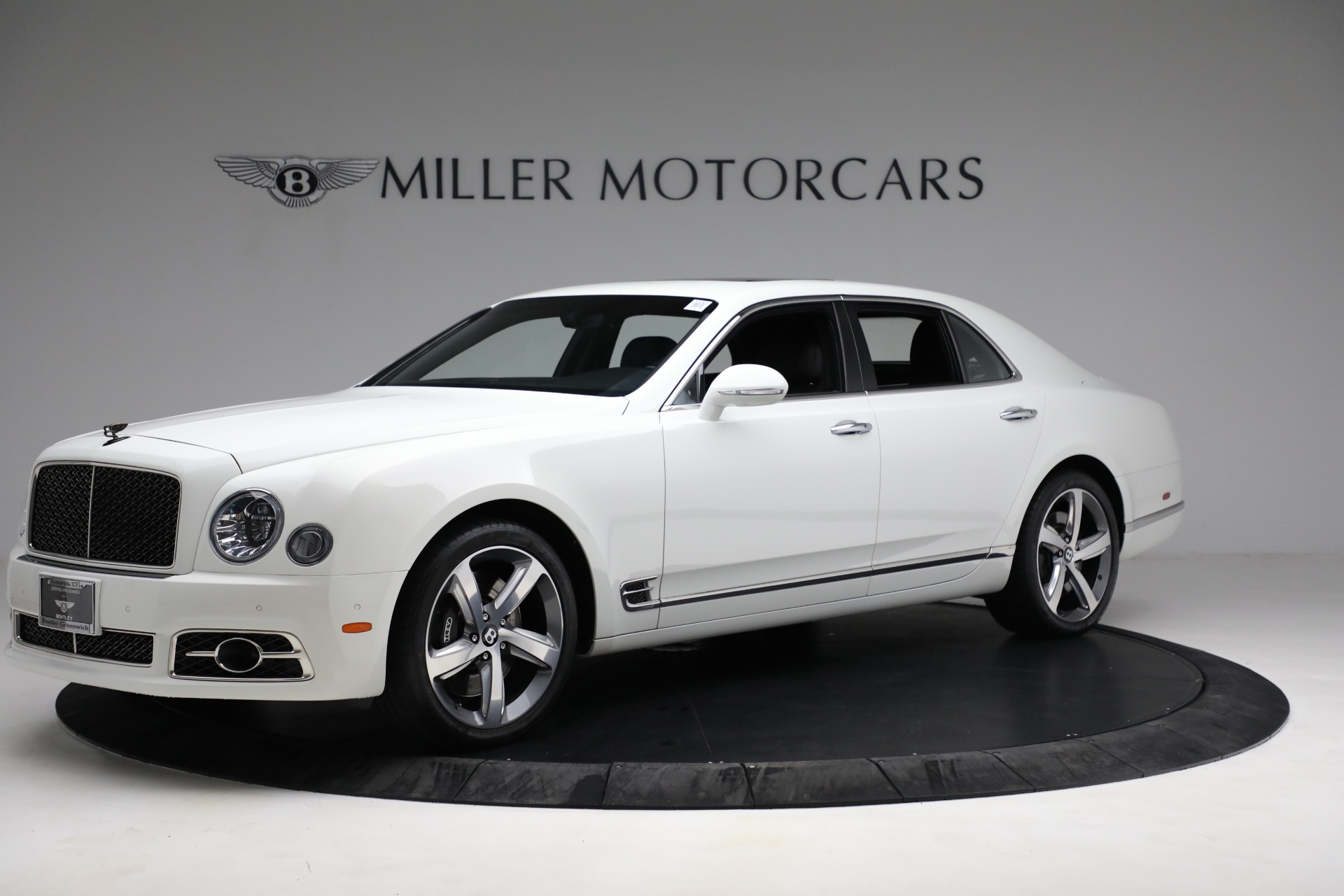 New 2018 Bentley Mulsanne Speed | Greenwich, CT