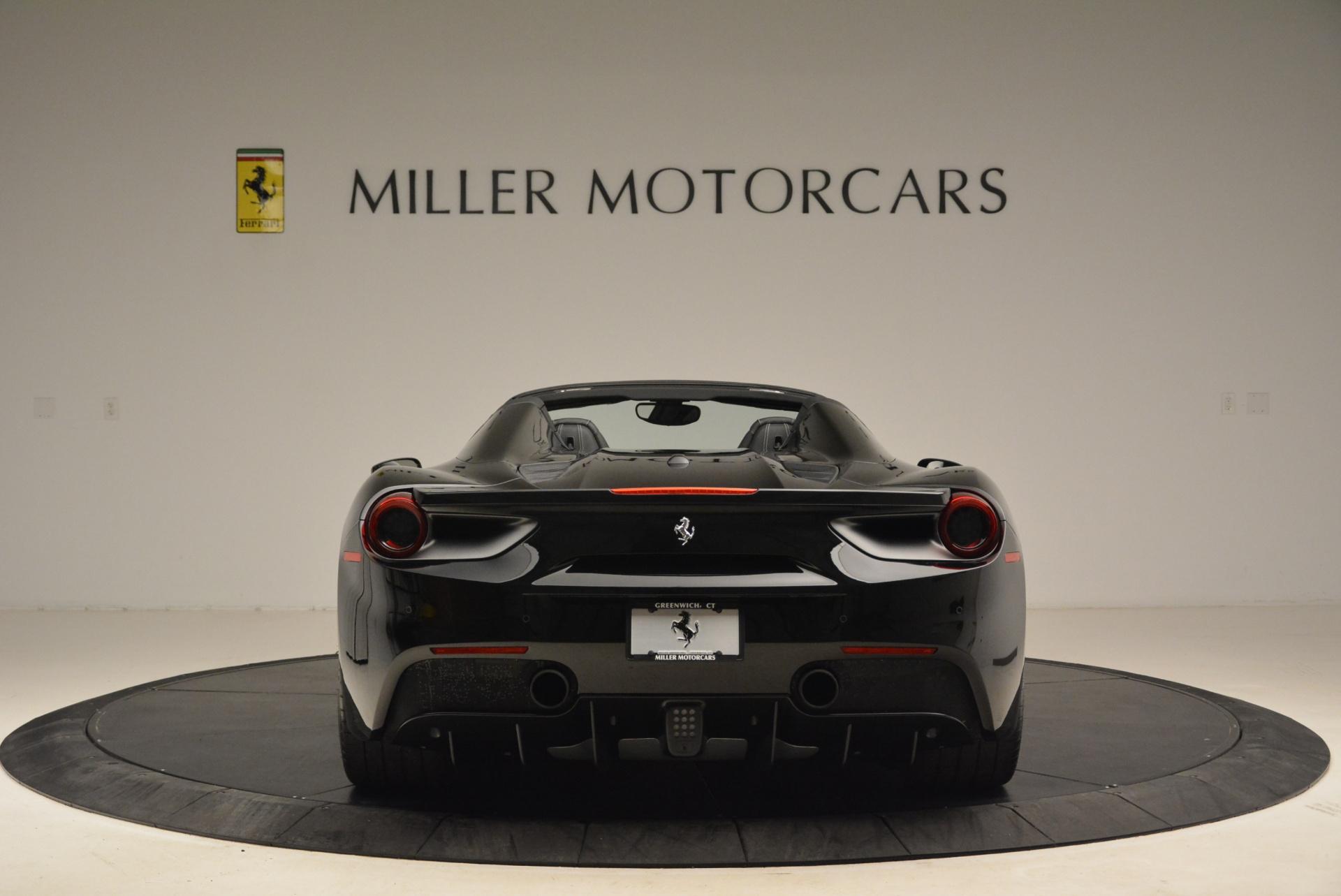 Used 2016 Ferrari 488 Spider  | Greenwich, CT