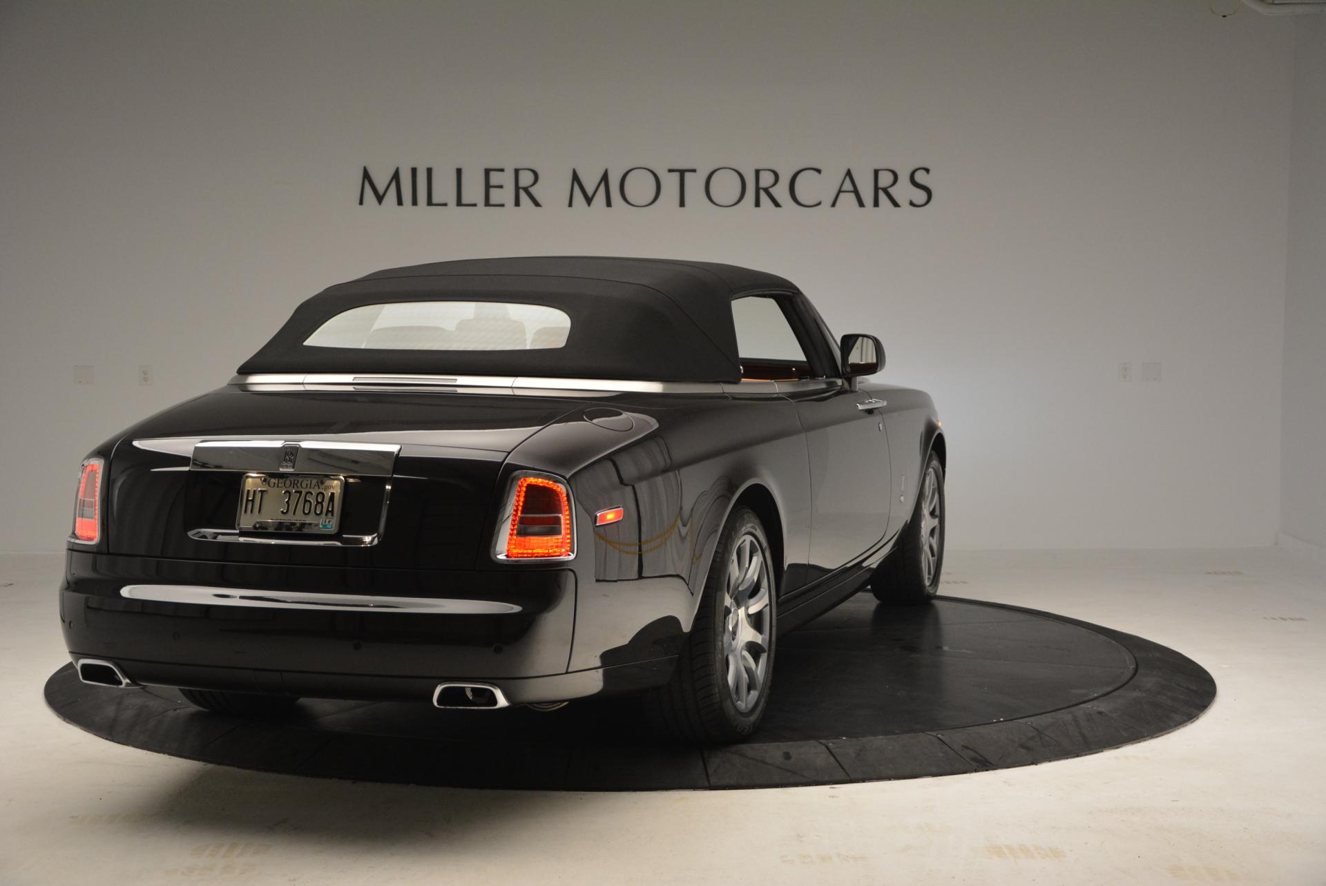 New 2016 Rolls-Royce Phantom Drophead Coupe Bespoke | Greenwich, CT