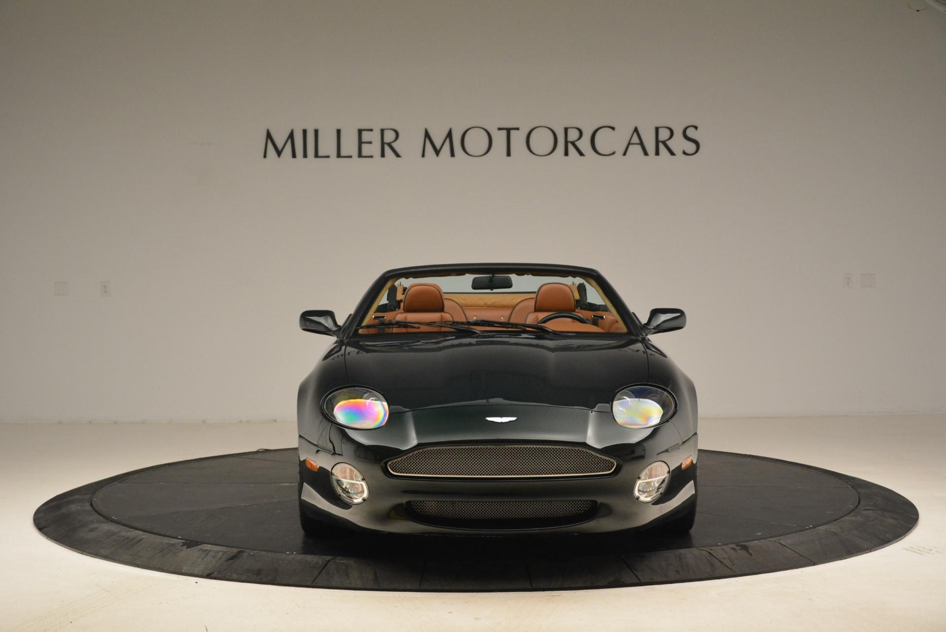 Used 2003 Aston Martin DB7 Vantage Volante   Greenwich, CT