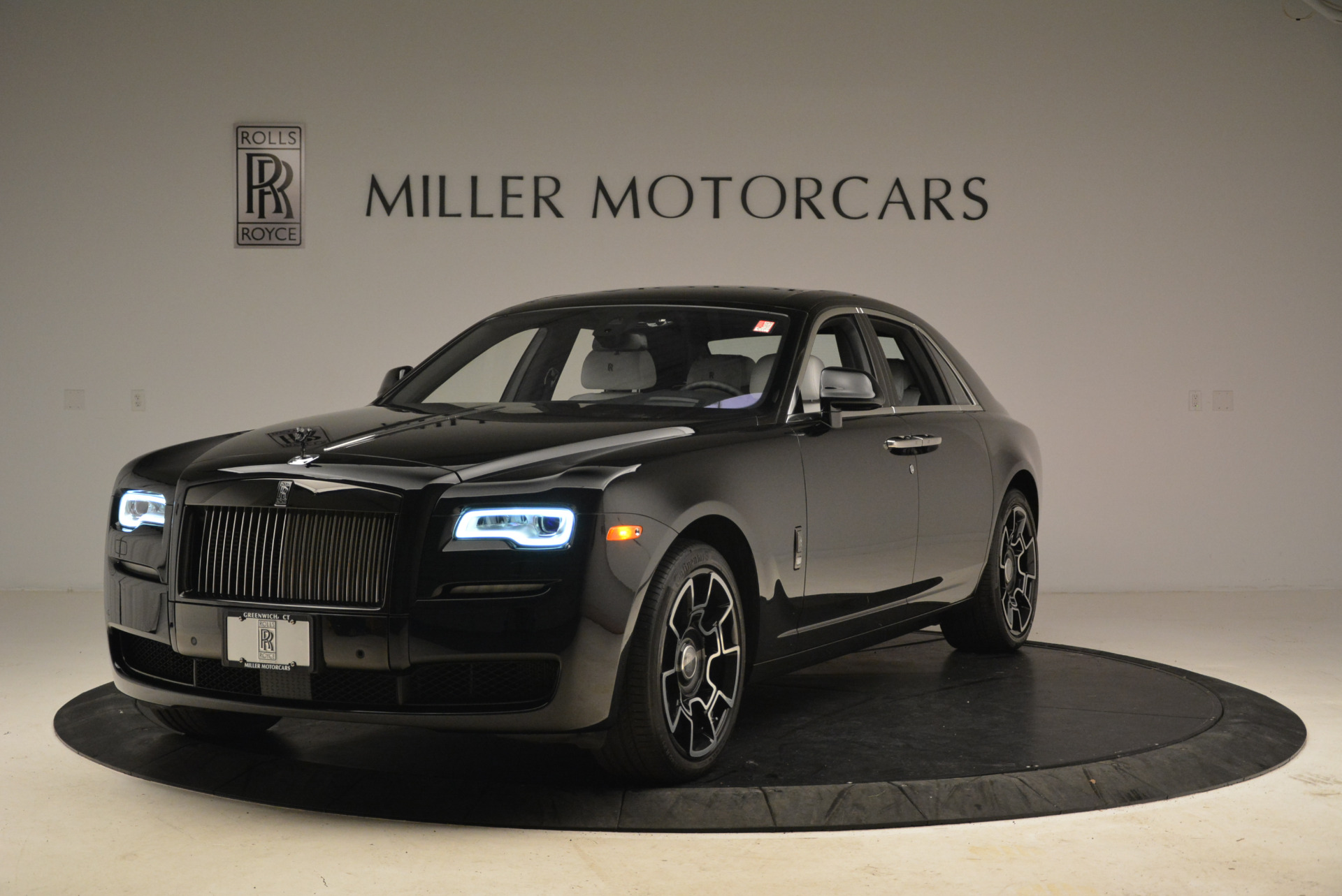 used 2017 rolls royce ghost black badge greenwich ct. Black Bedroom Furniture Sets. Home Design Ideas