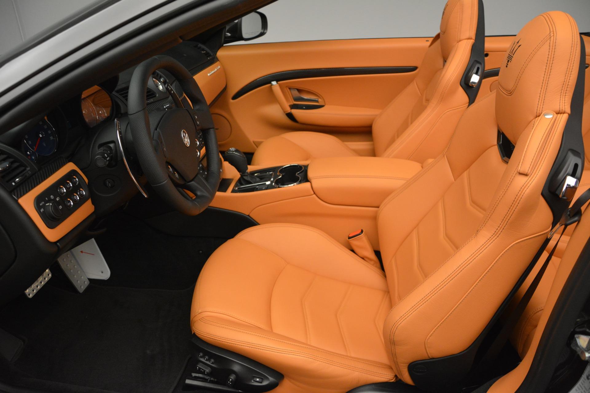 Used 2015 Maserati GranTurismo Sport Convertible   Greenwich, CT