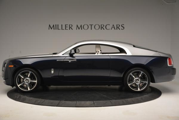 2016 Rolls Royce Wraith Stock R337 For Sale Near