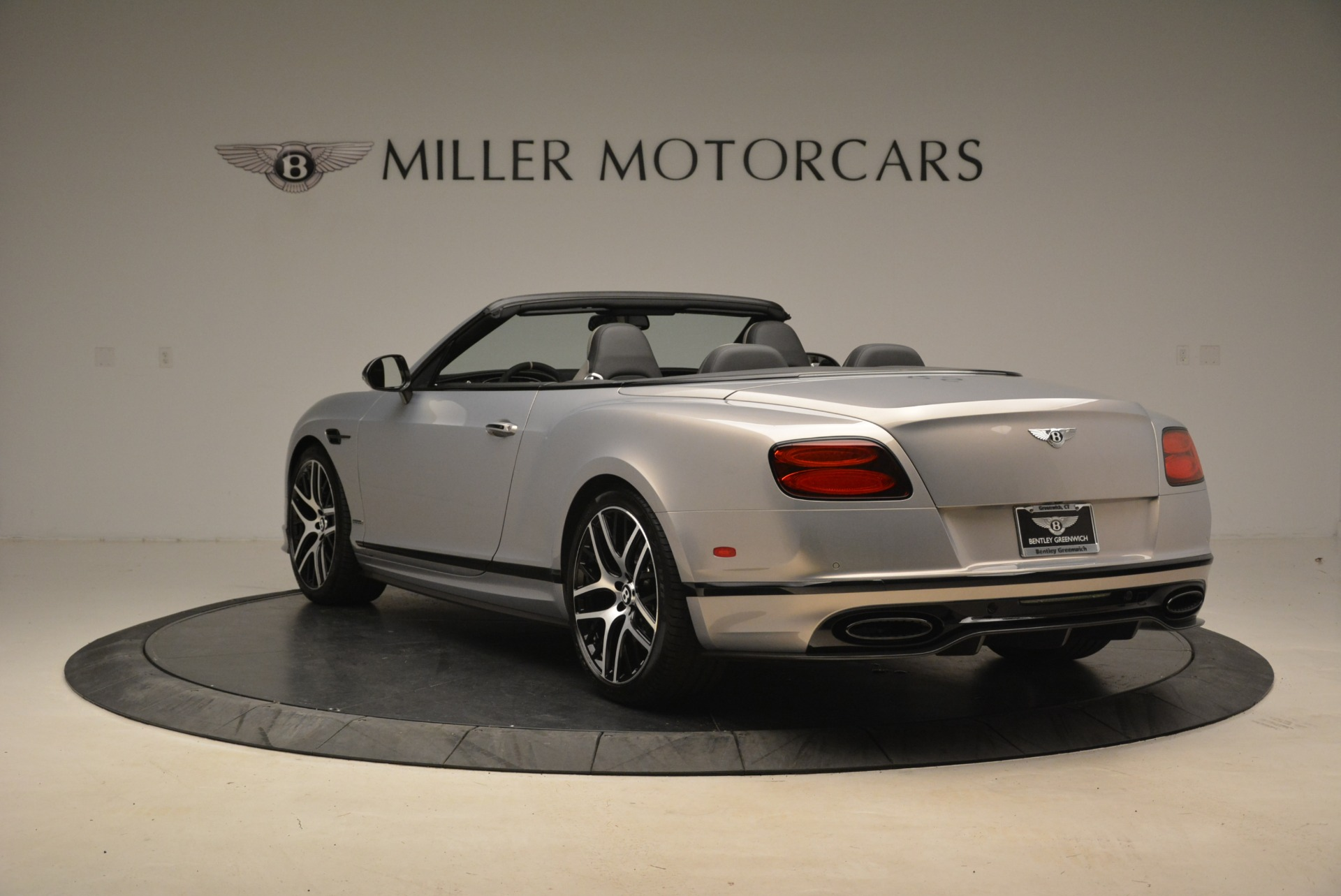 Used 2018 Bentley Continental GT Supersports Convertible | Greenwich, CT