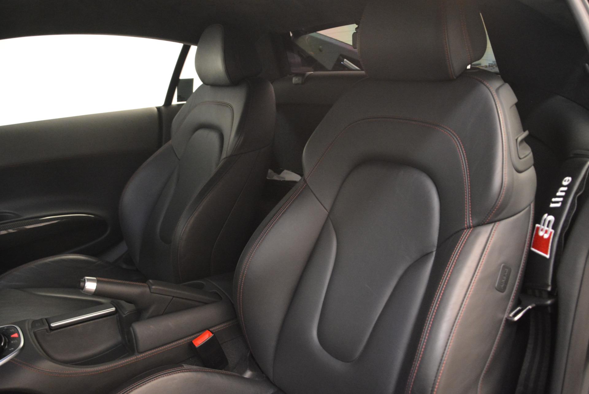 Used 2014 Audi R8 5.2 quattro | Greenwich, CT