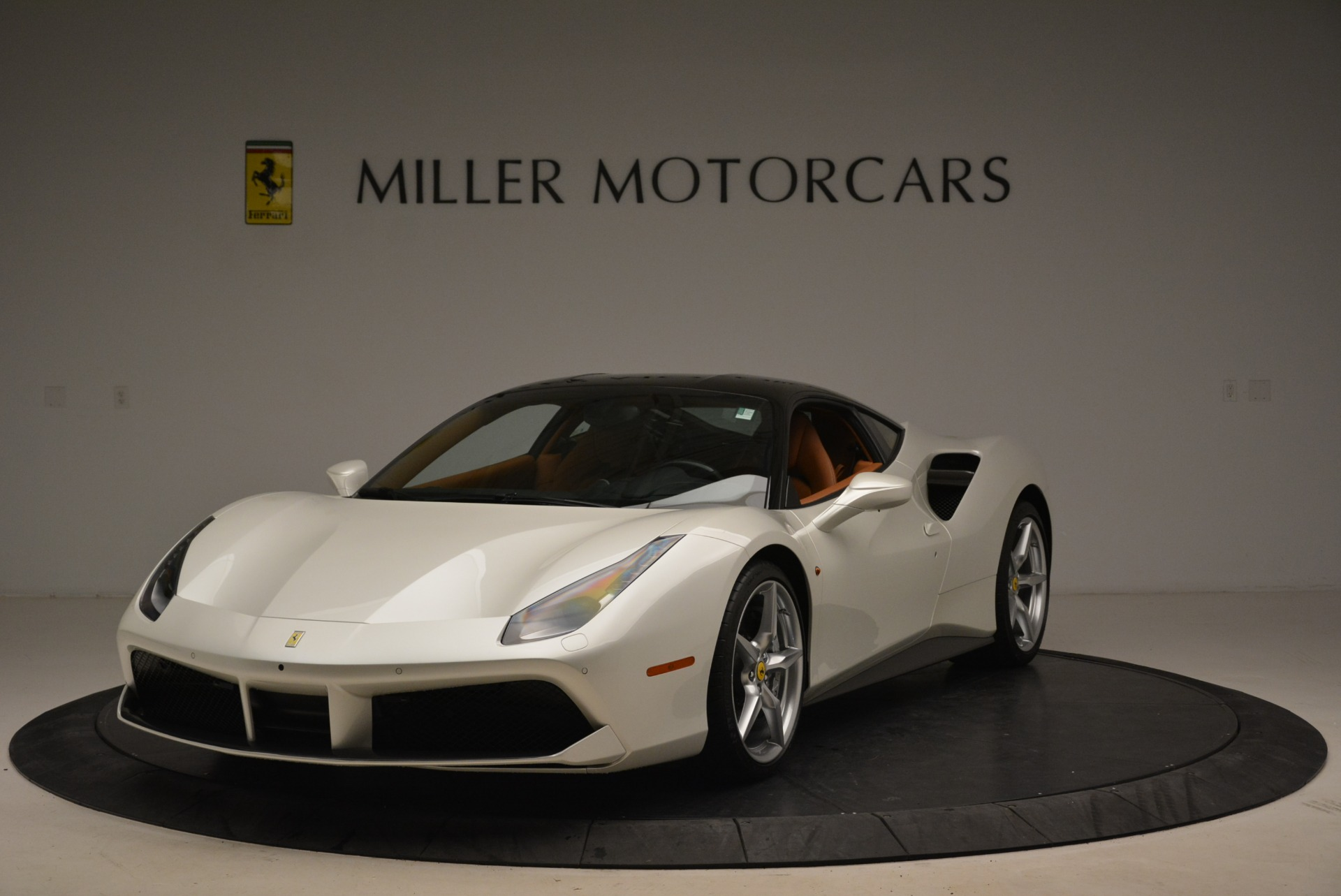 Used 2016 Ferrari 488 GTB | Greenwich, CT. Original MSRP $395,886