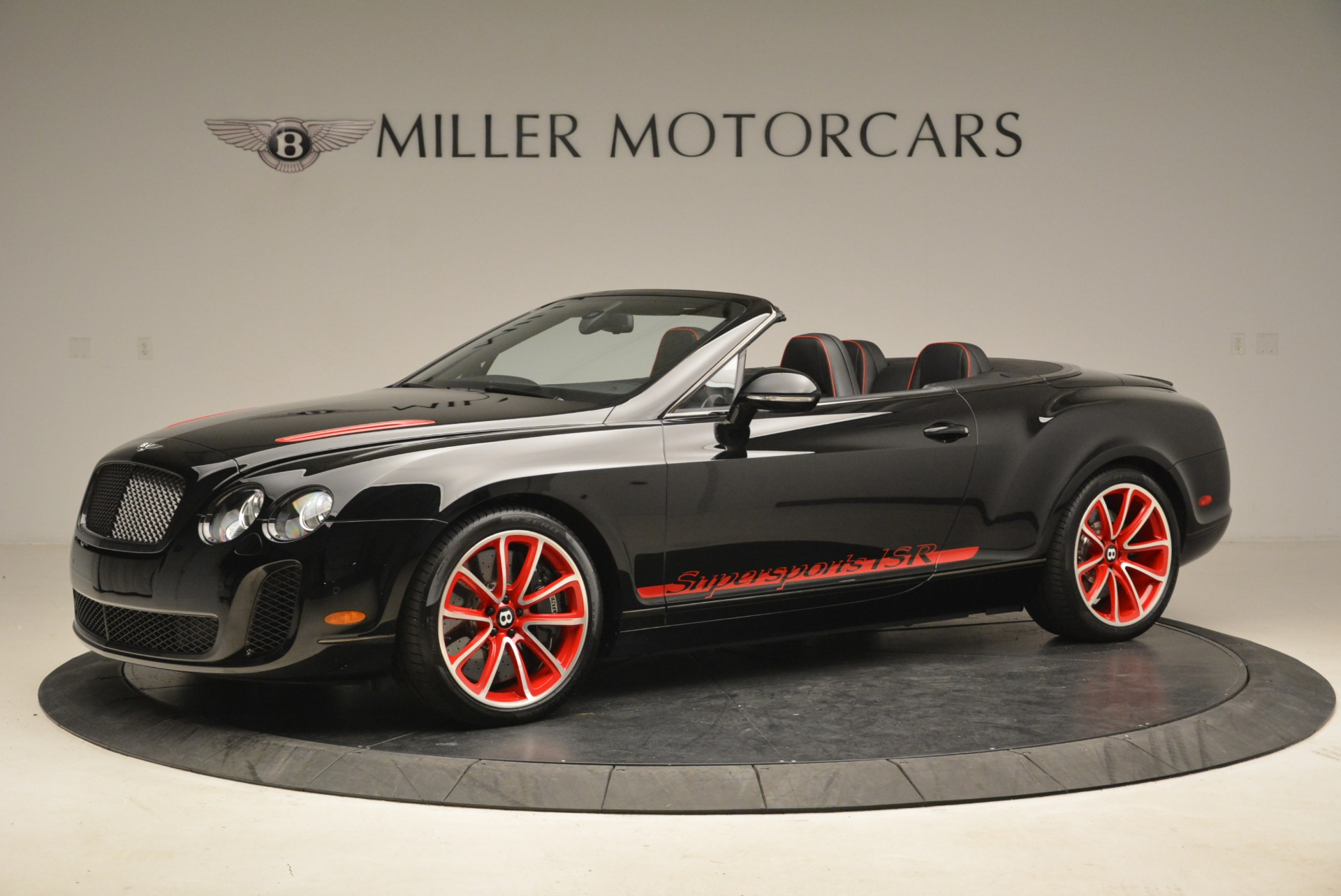 Used 2013 Bentley Continental GT Supersports Convertible ISR | Greenwich, CT