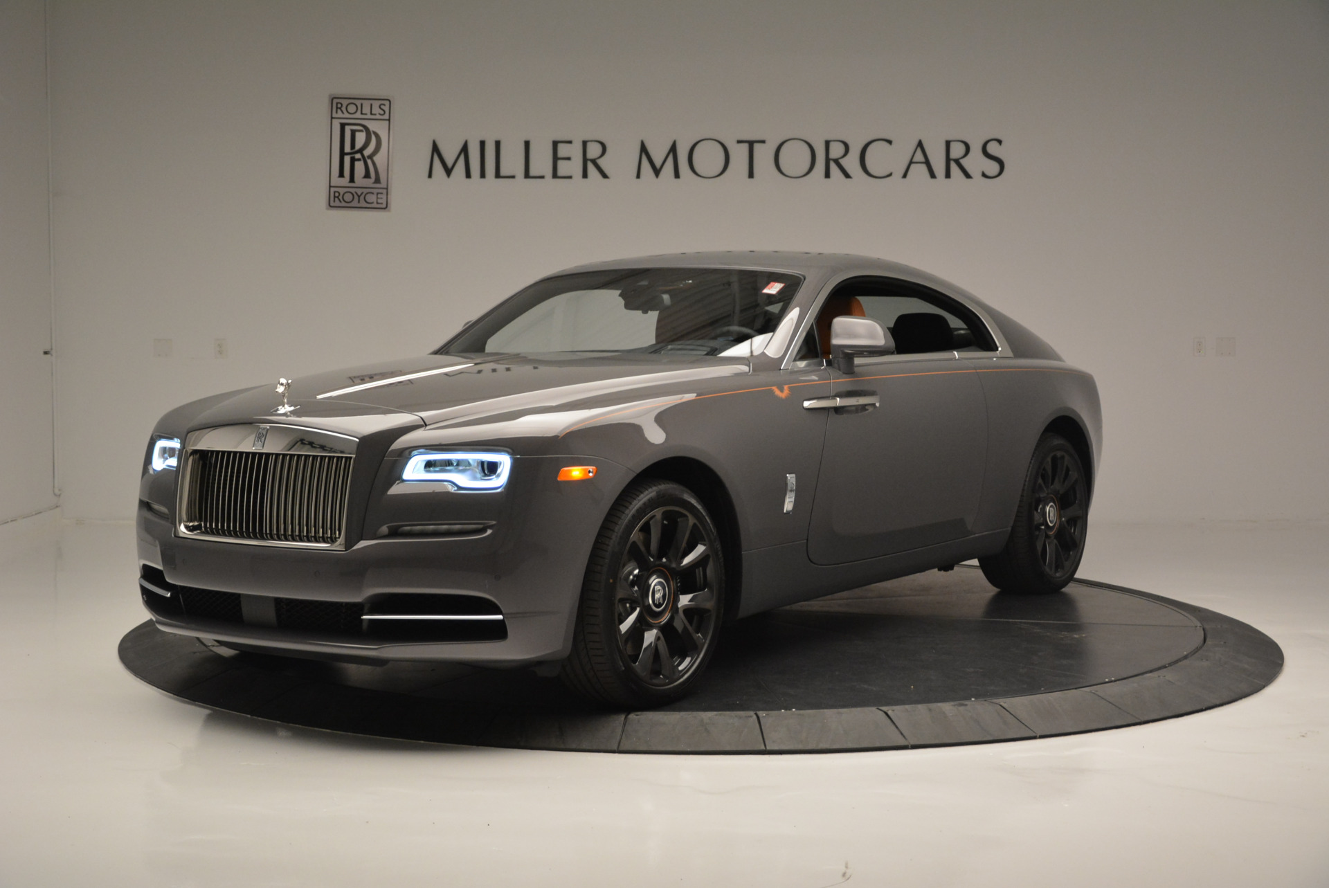 2018 Rolls Royce Wraith Luminary Collection Stock R467 For Sale