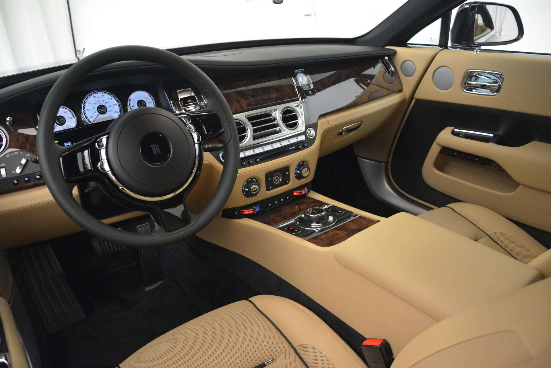 New 2016 Rolls-Royce Wraith  | Greenwich, CT
