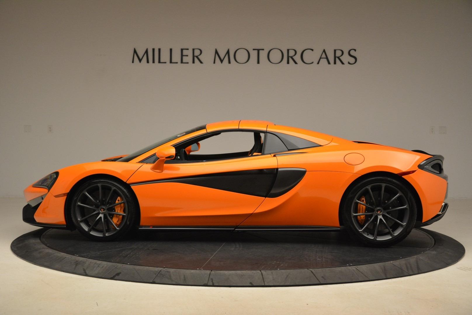 Used 2018 McLaren 570S Spider Convertible | Greenwich, CT