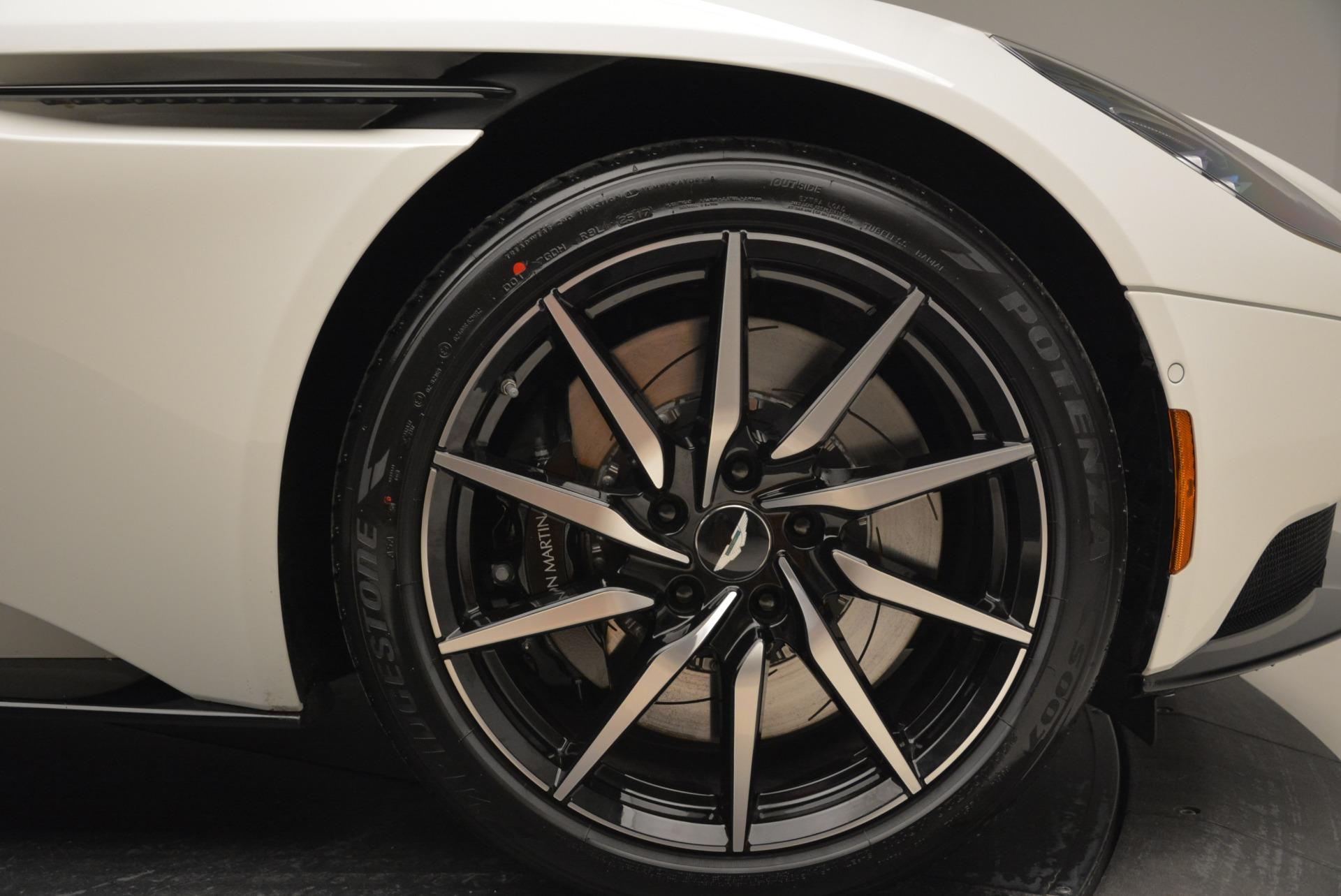 New 2018 Aston Martin DB11 V8 Coupe   Greenwich, CT