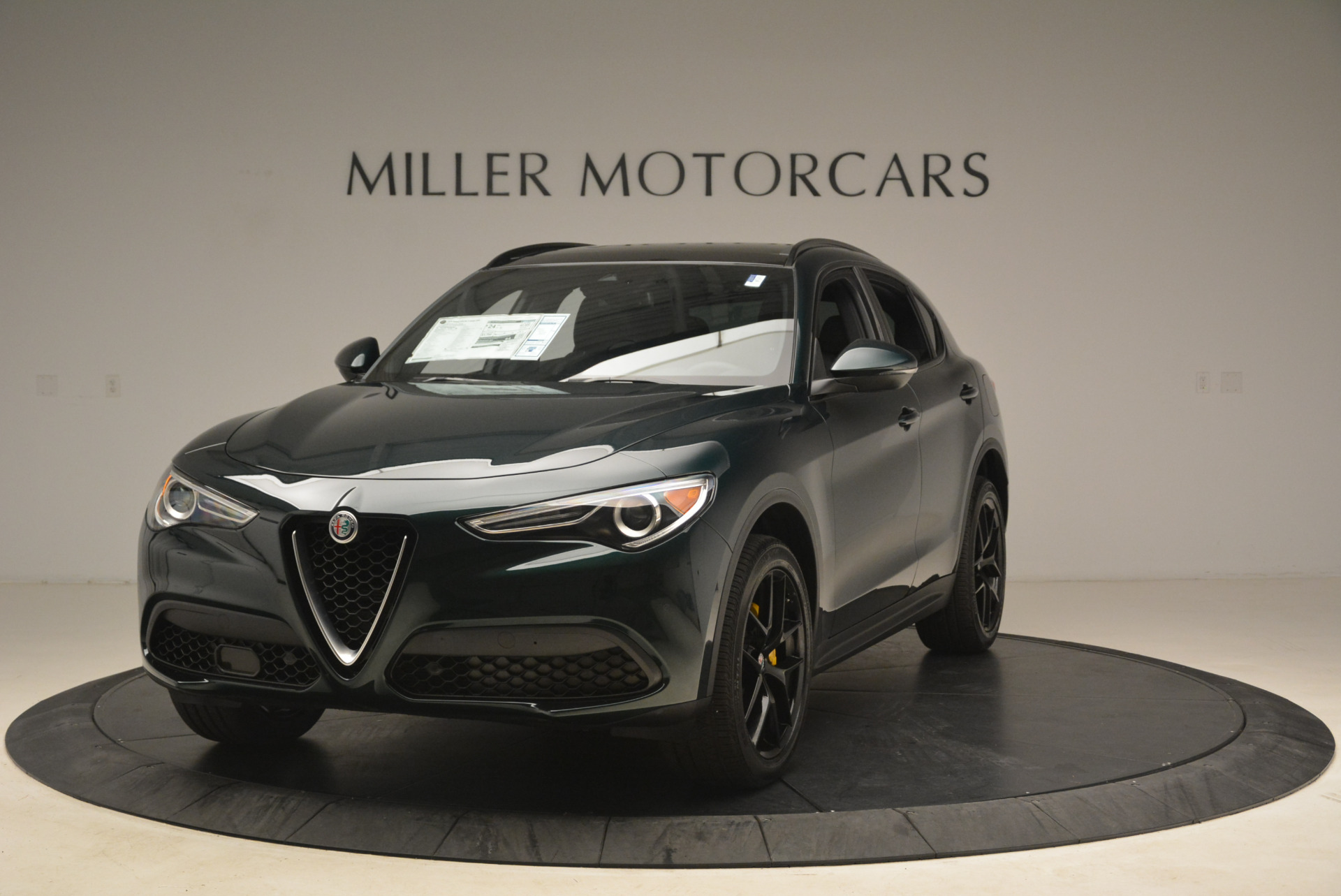 2018 Alfa Romeo Stelvio Ti Sport Q4 Stock L392 For Sale Near