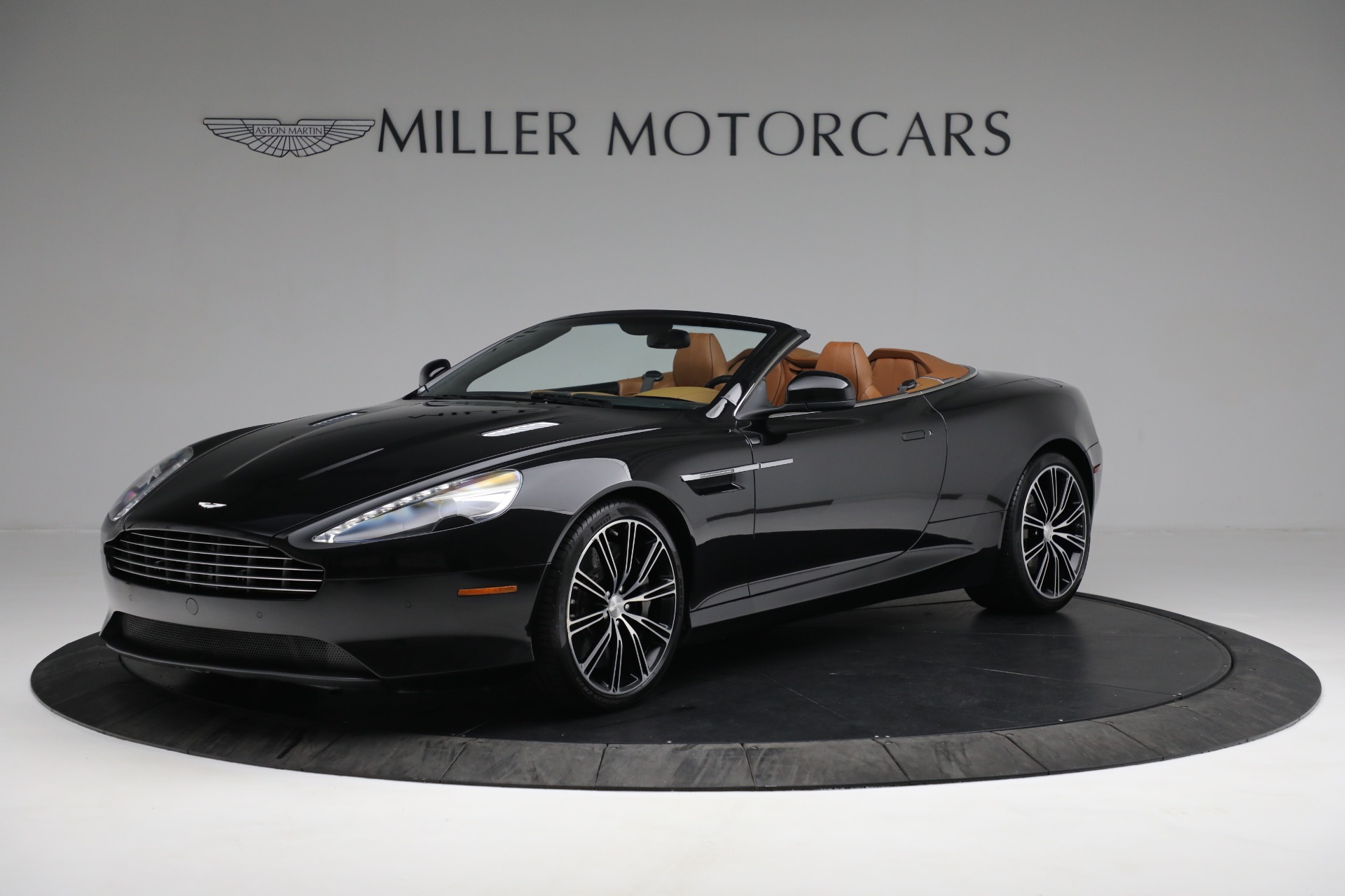 2012 Aston Martin Virage Volante Stock 7366 For Sale Near