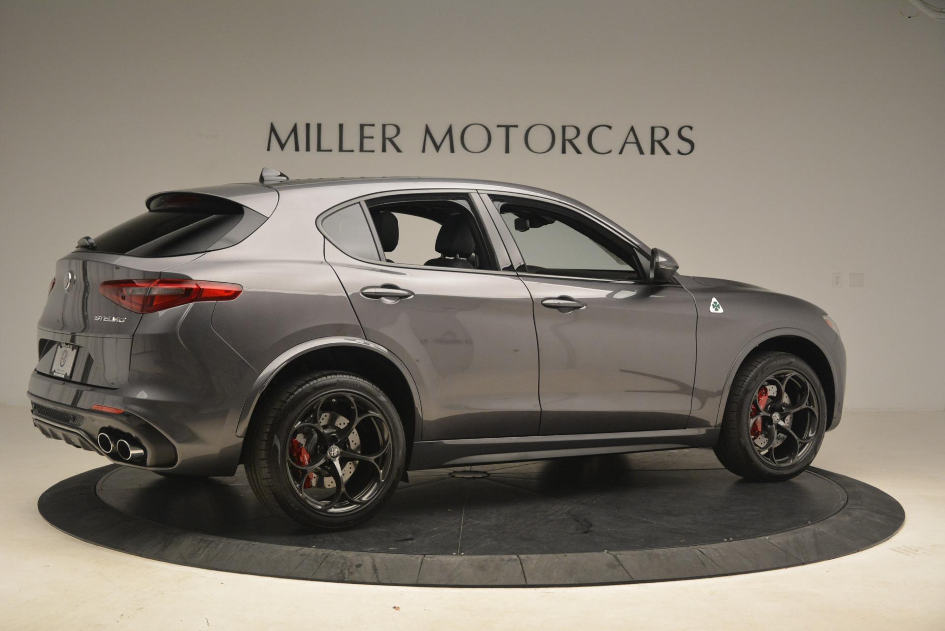2018 Alfa Romeo Stelvio Quadrifoglio Stock L405 For Sale Near