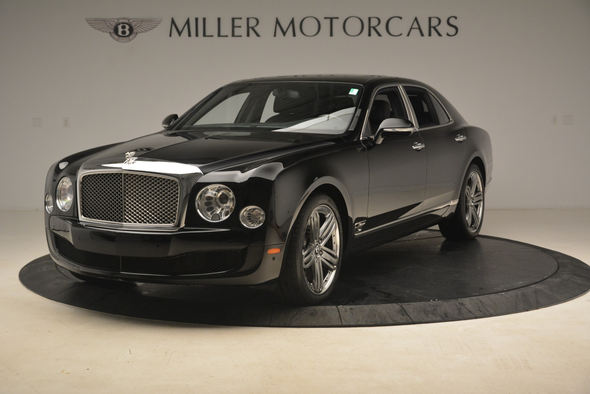 Used 2013 Bentley Mulsanne Le Mans Edition Greenwich Ct