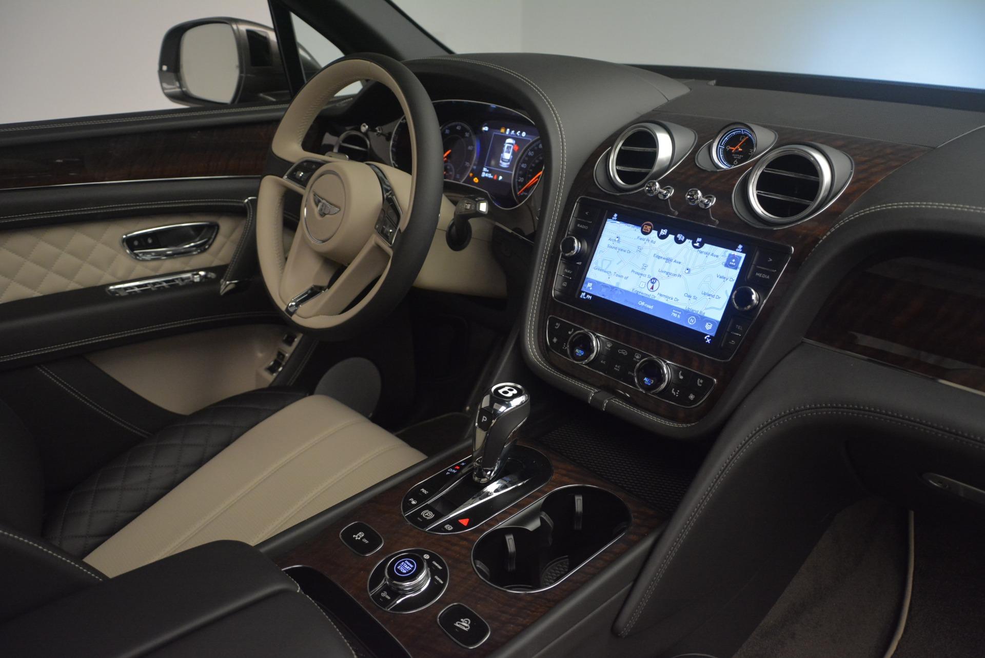 New 2018 Bentley Bentayga W12 Activity   Greenwich, CT