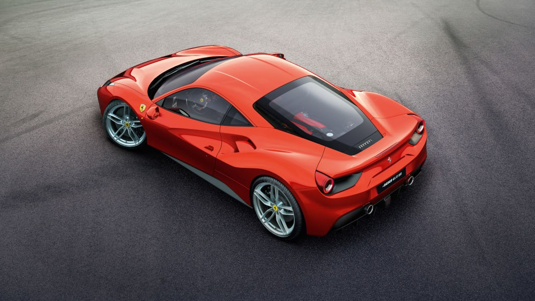 New 2017 Ferrari 488 GTB  | Greenwich, CT