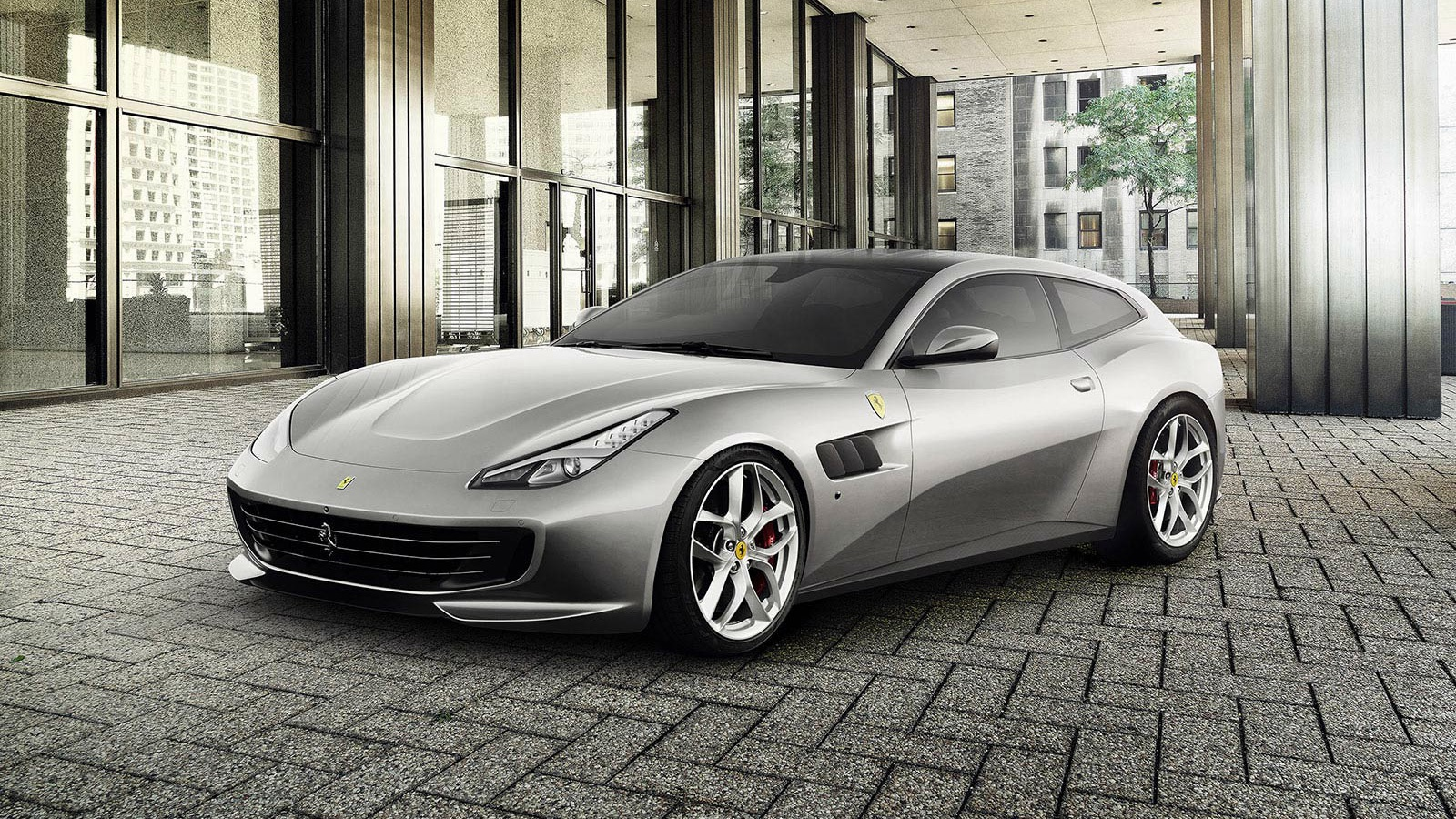 New 2017 Ferrari GTC4LUSSO T  | Greenwich, CT