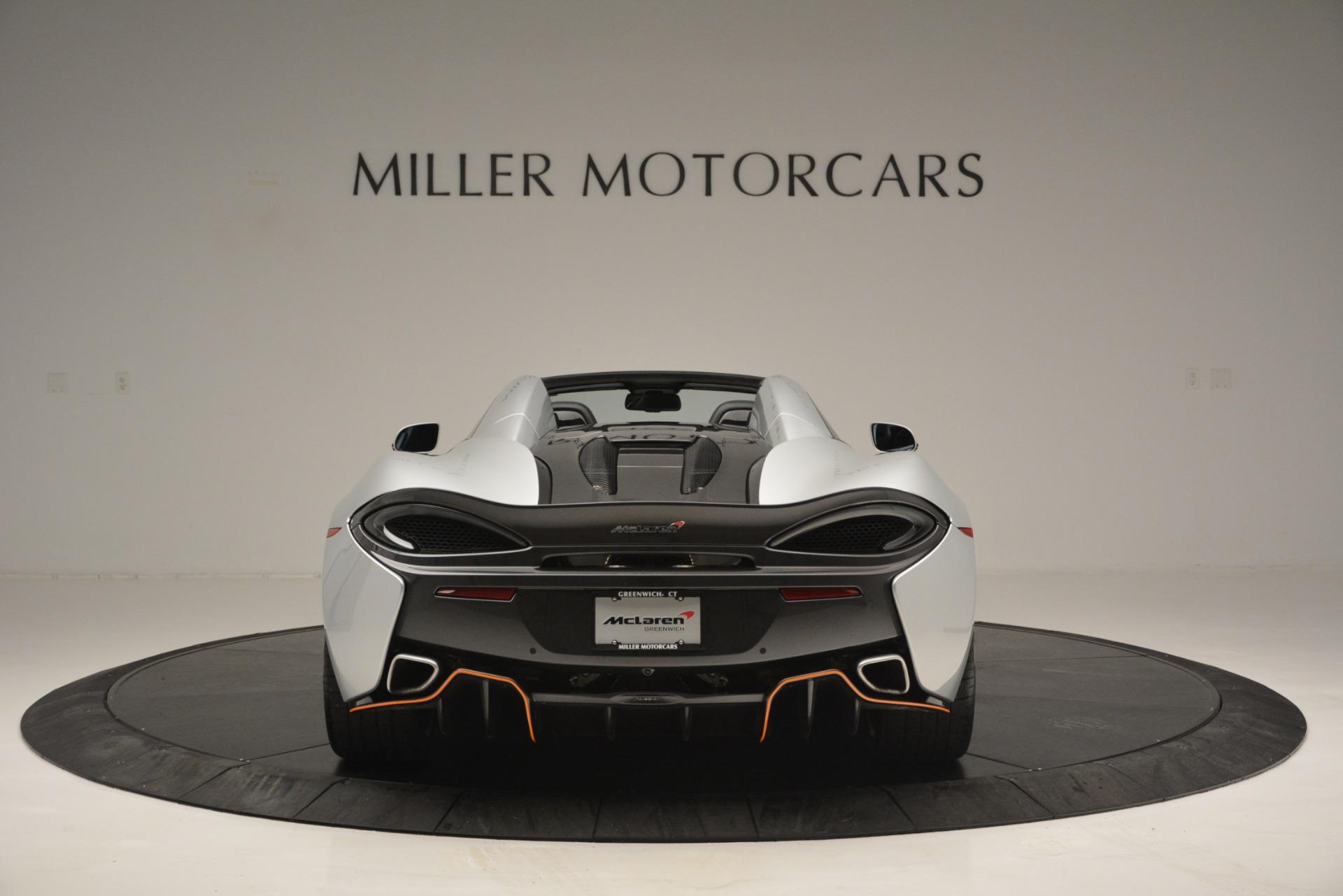 Used 2018 McLaren 570S Spider | Greenwich, CT